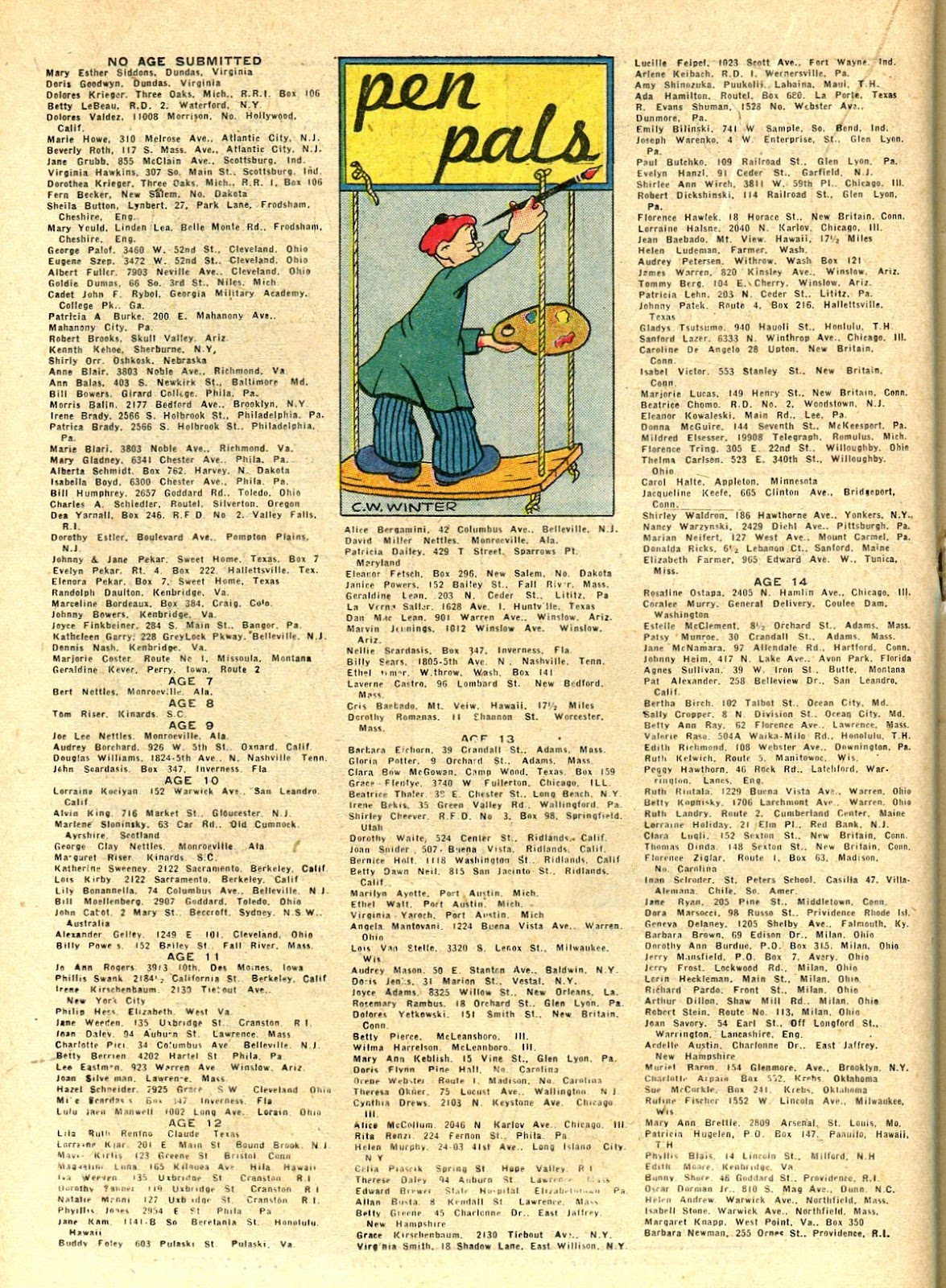 Read online Famous Funnies comic -  Issue #106 - 34