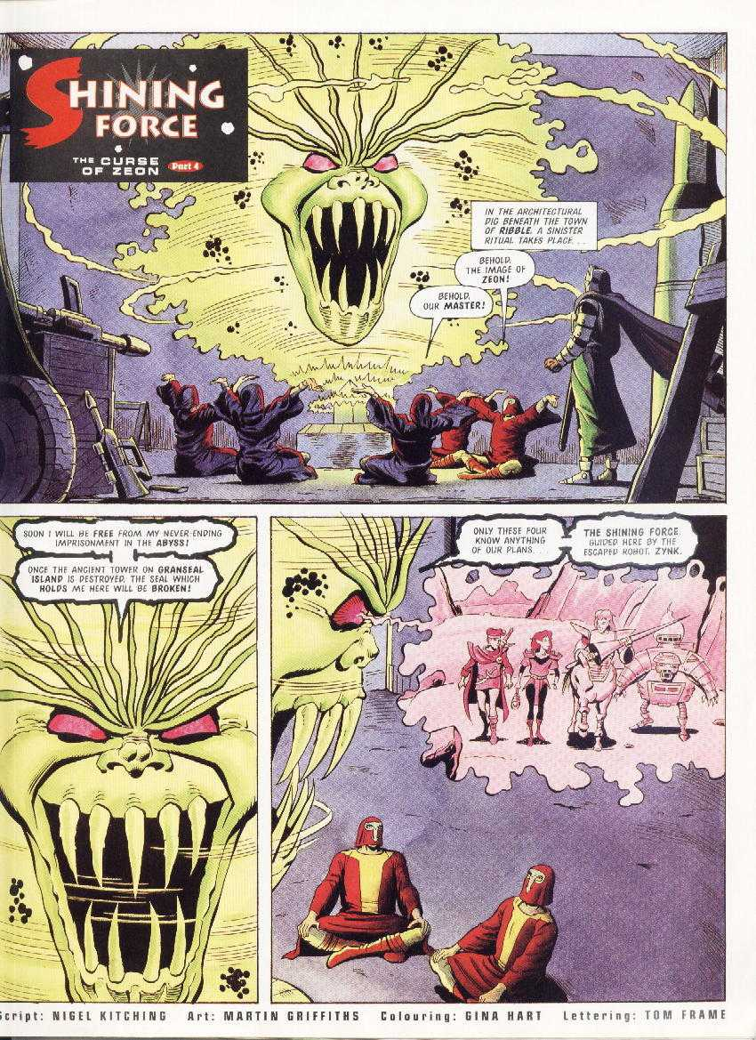 Read online Sonic the Comic comic -  Issue #76 - 9