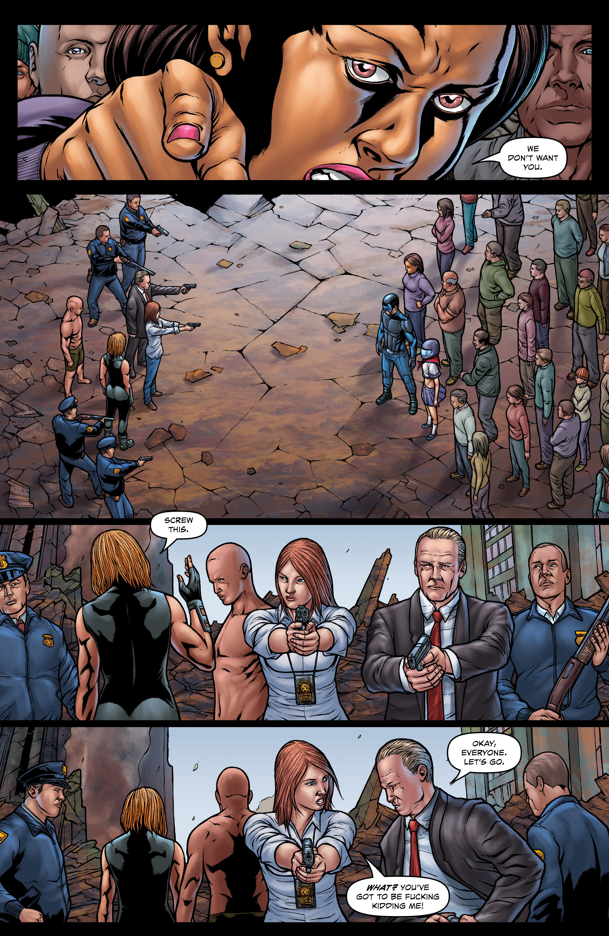 Read online Absolution: Rubicon comic -  Issue #5 - 21