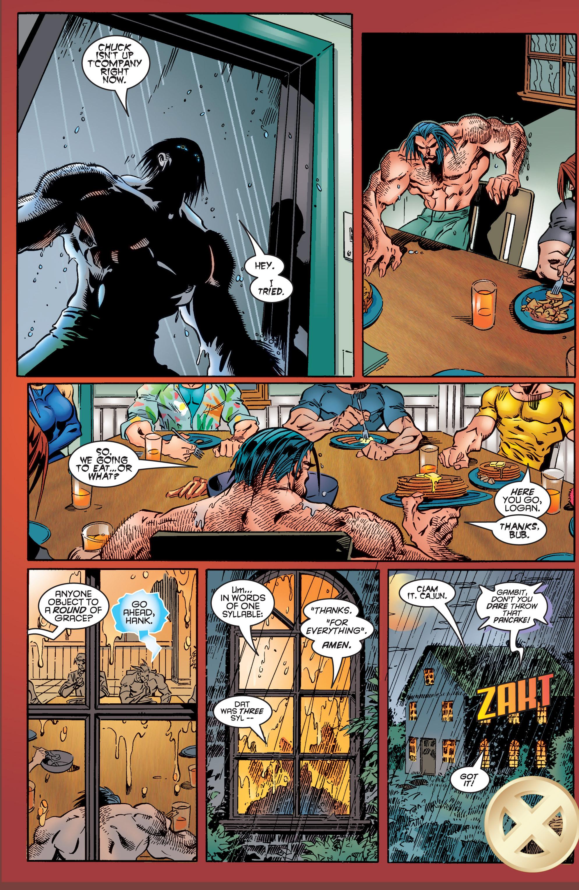 Read online Uncanny X-Men (1963) comic -  Issue #337 - 23