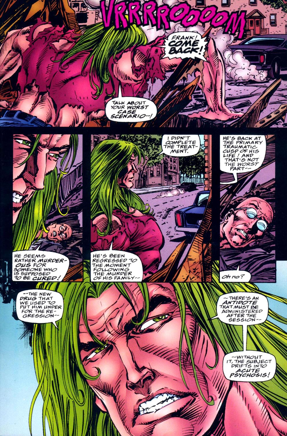 Read online Double Edge comic -  Issue # Issue Alpha - 37