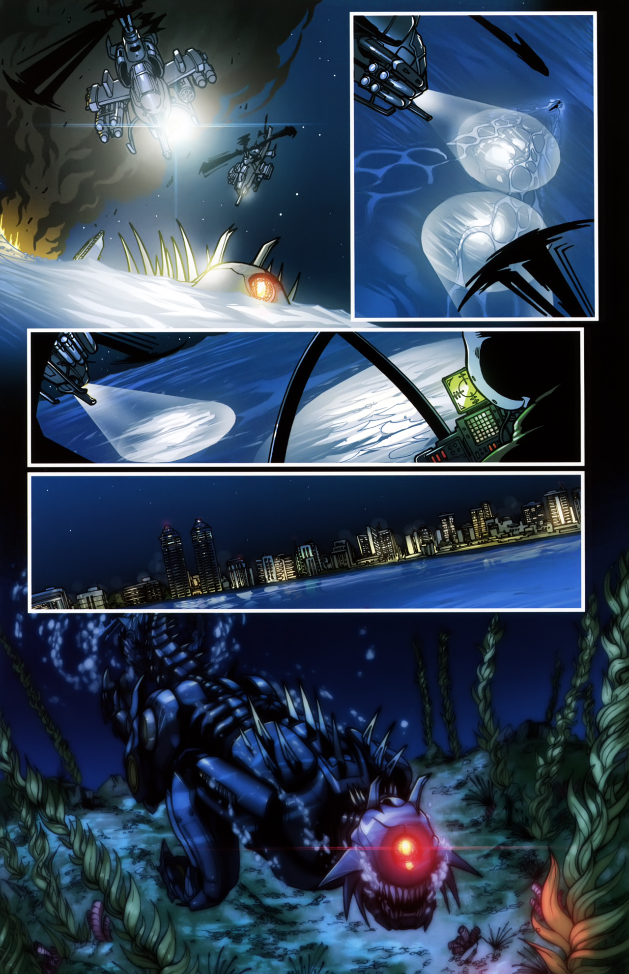 Read online Transformers: Tales of The Fallen comic -  Issue #5 - 9