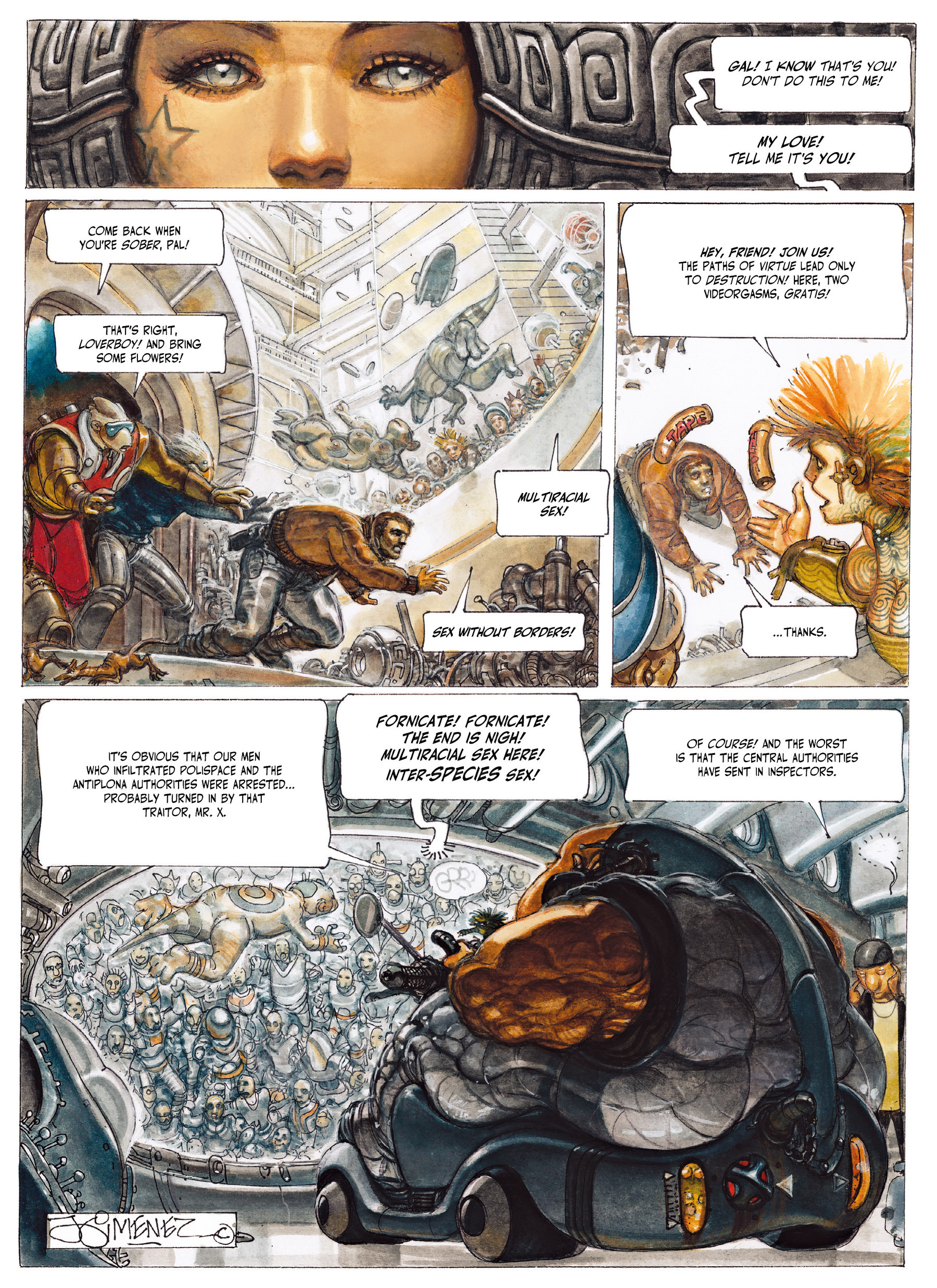 Read online The Fourth Power comic -  Issue #2 - 17