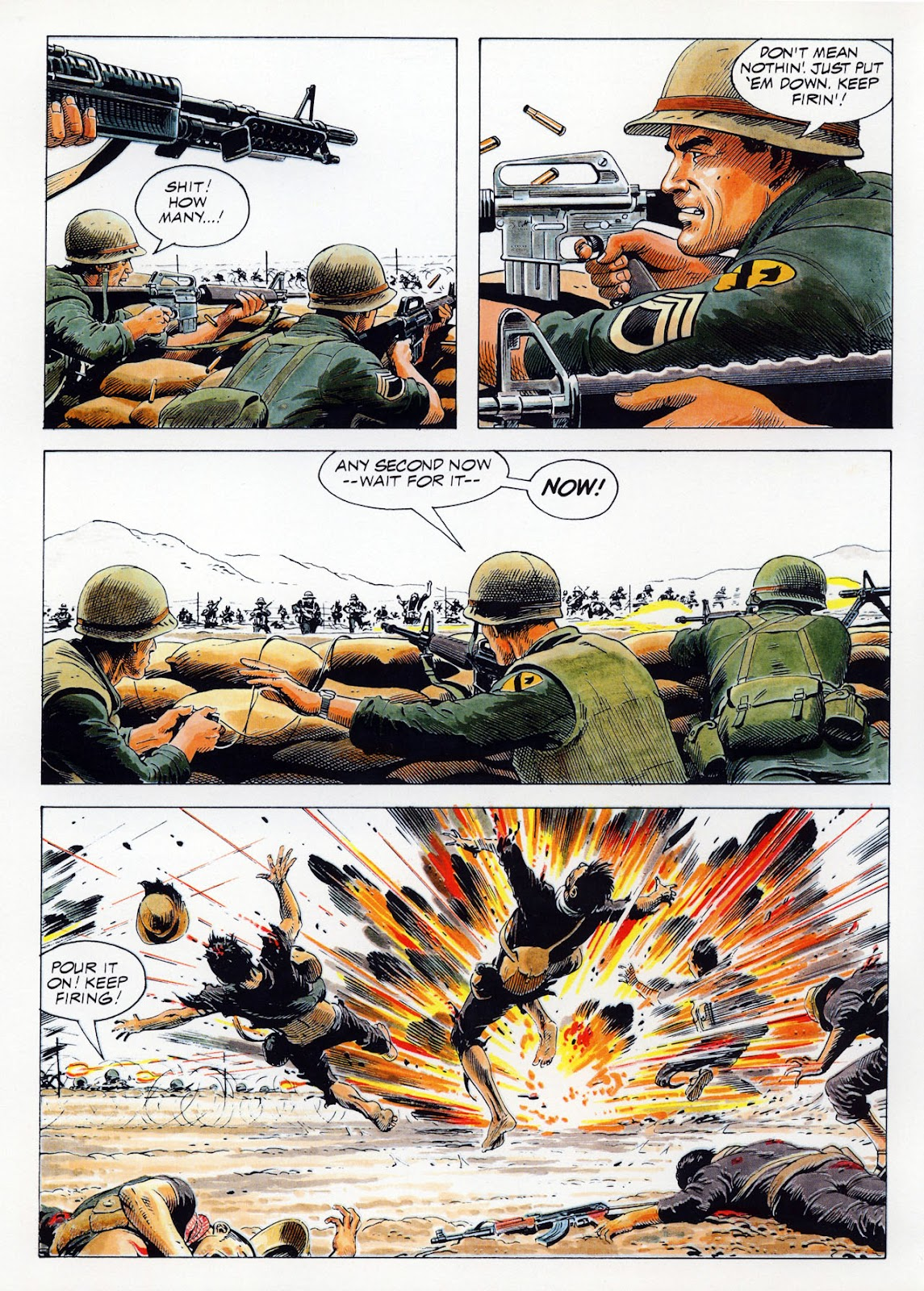 Epic Graphic Novel: Hearts and Minds issue Full - Page 46