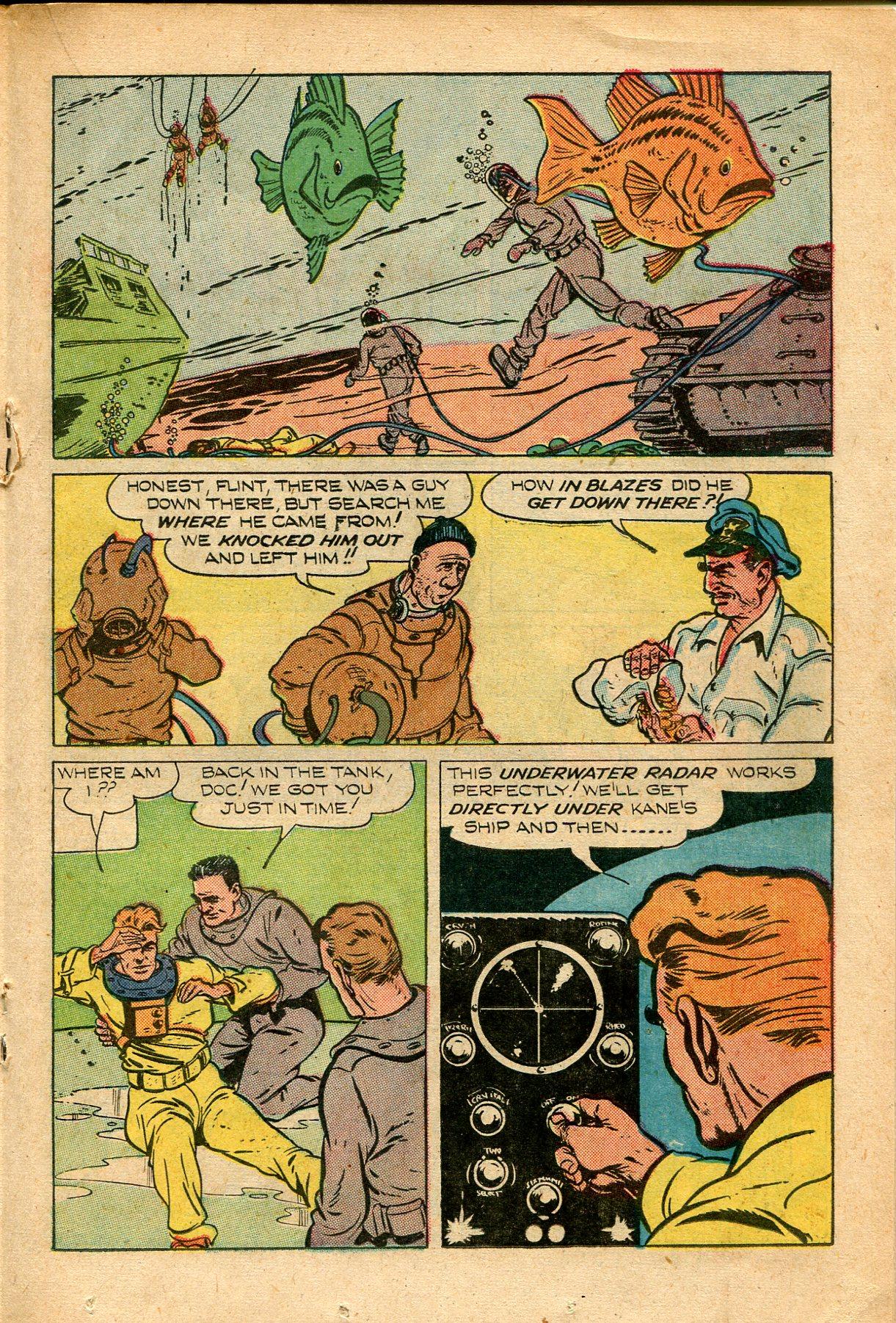 Read online Shadow Comics comic -  Issue #82 - 27