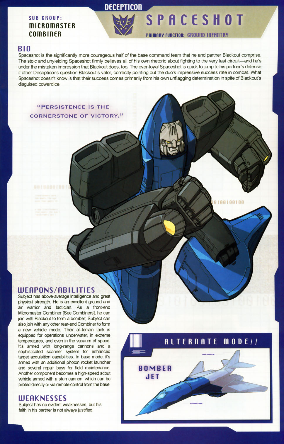 Read online Transformers: More than Meets the Eye comic -  Issue #6 - 33