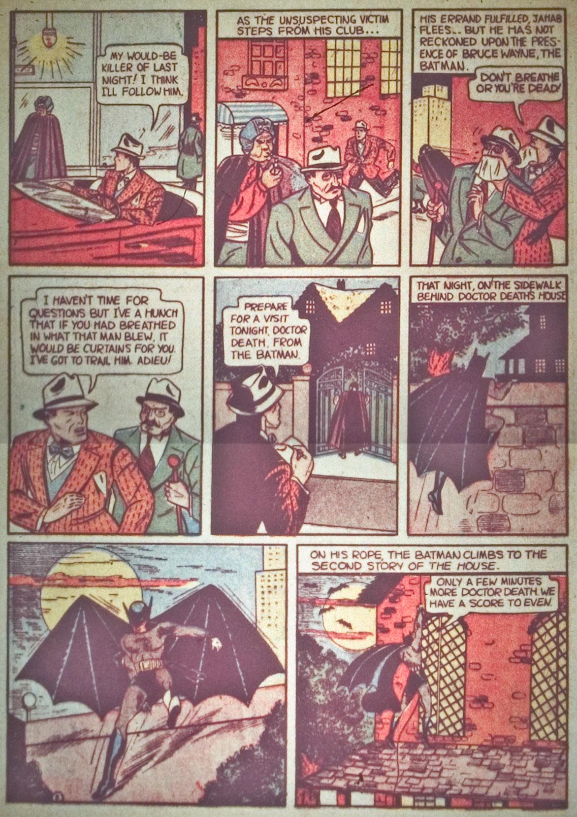 Detective Comics (1937) 29 Page 9
