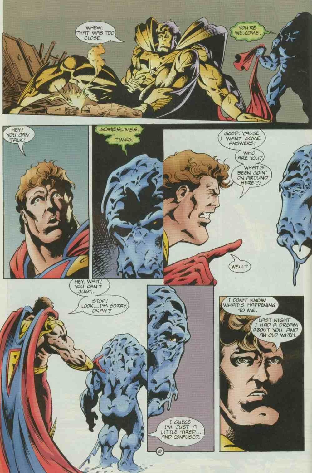 Read online Ultraverse Premiere comic -  Issue #8 - 10