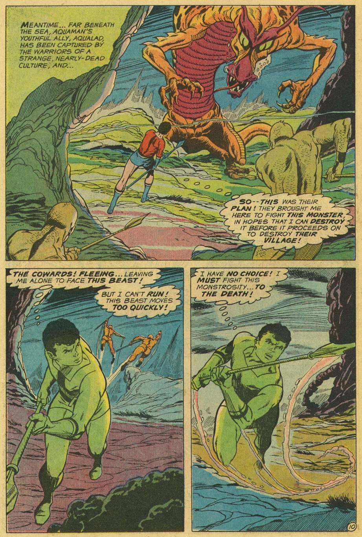 Aquaman (1962) issue 45 - Page 14