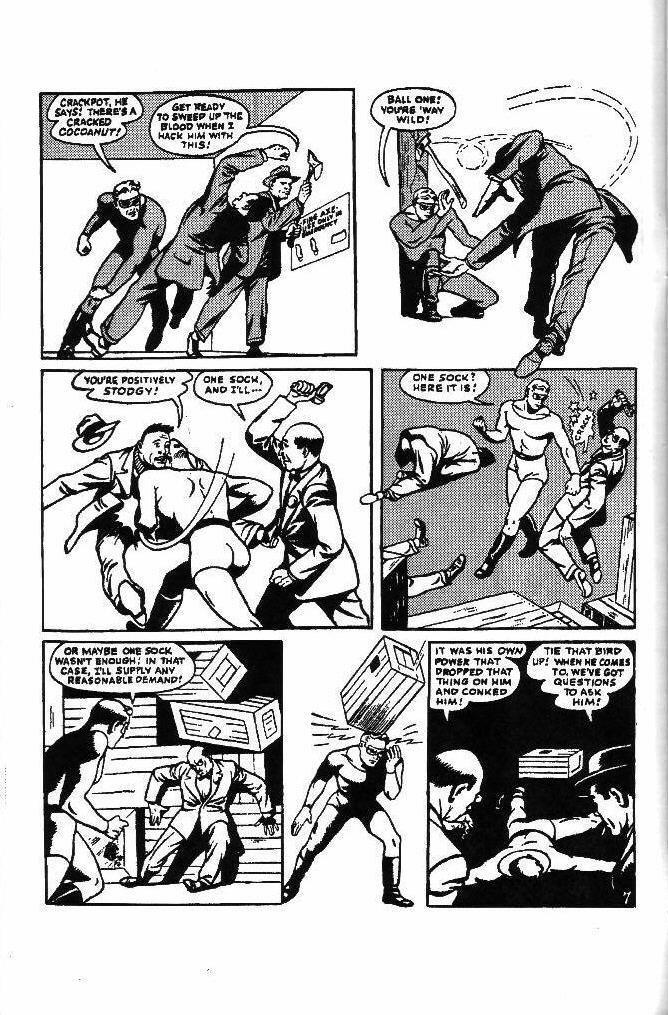 Read online Men of Mystery Comics comic -  Issue #46 - 18