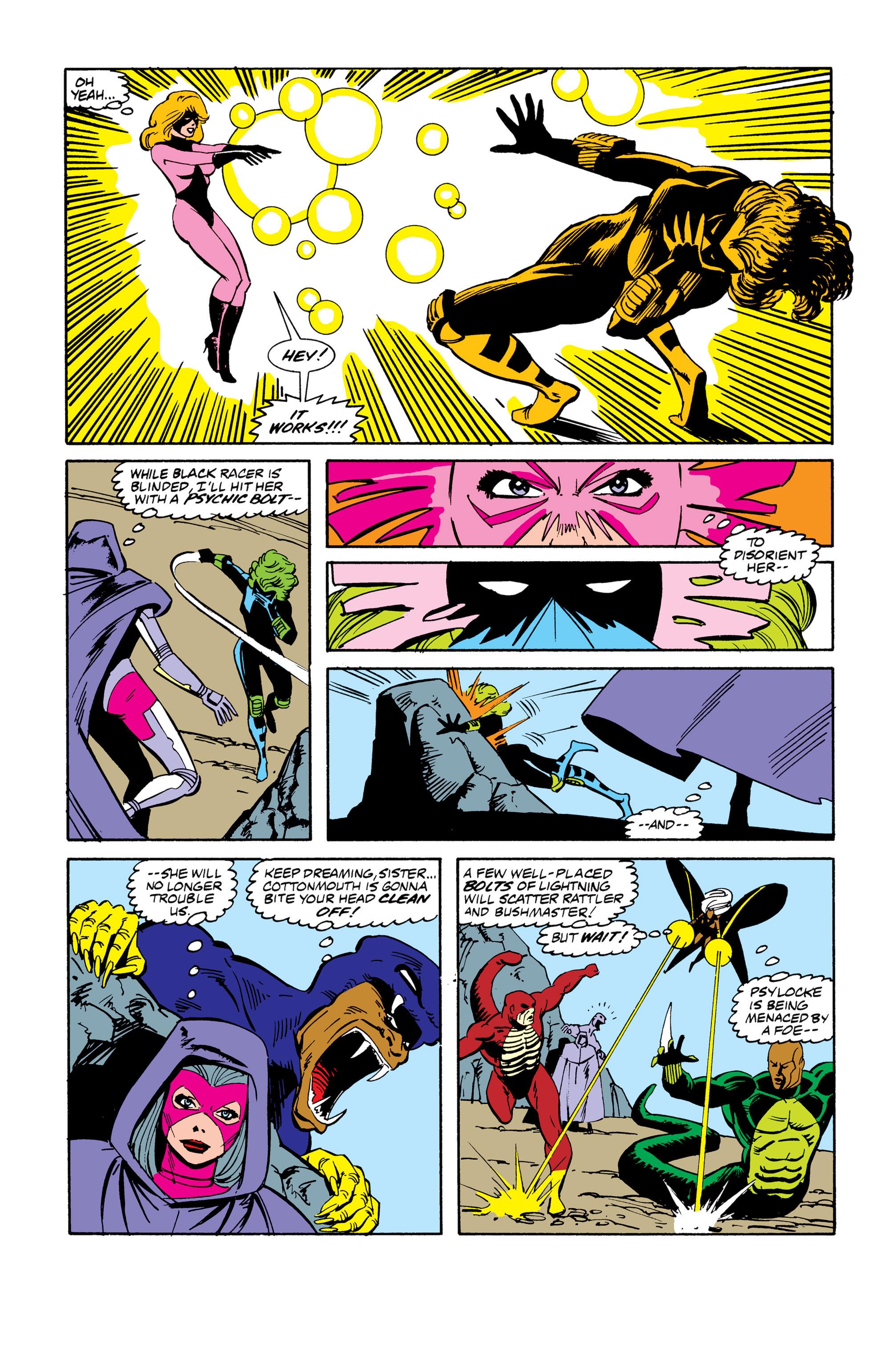 Read online Uncanny X-Men (1963) comic -  Issue # _Annual 13 - 26