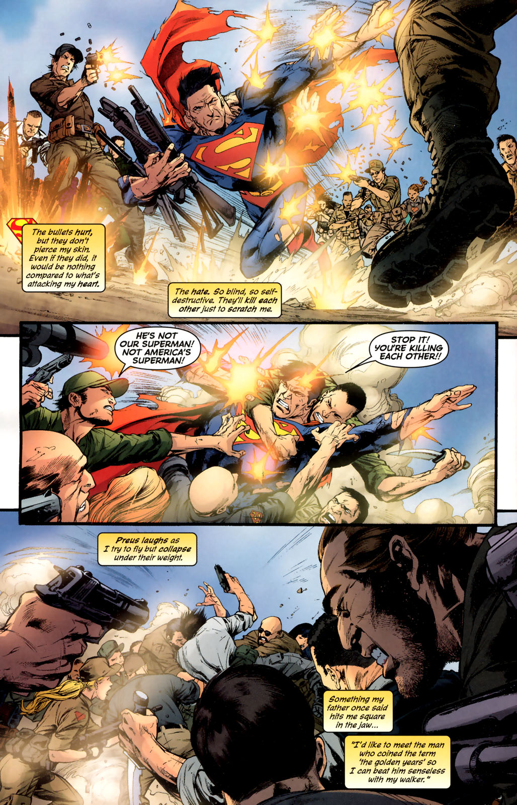 Action Comics (1938) 824 Page 10