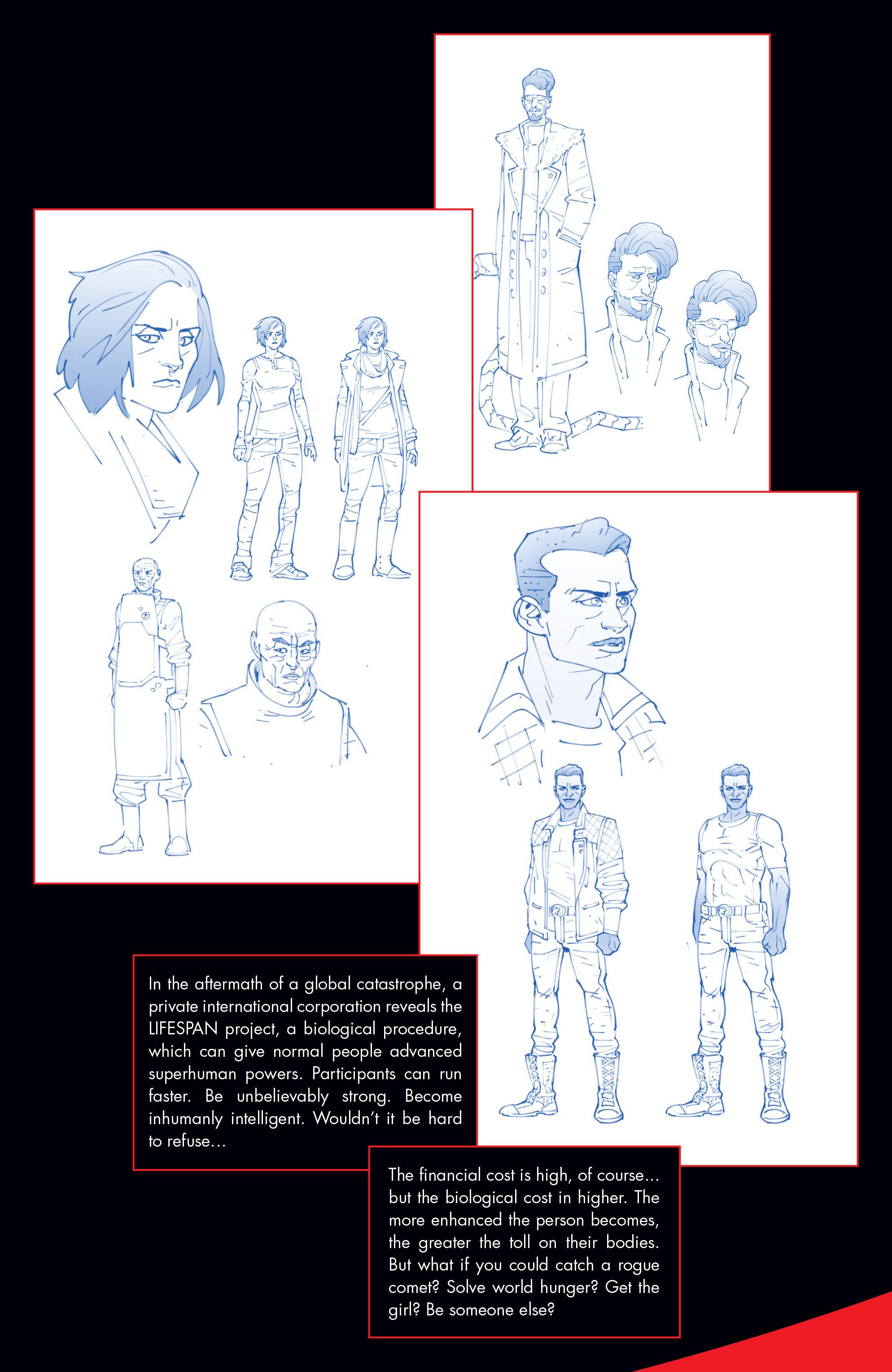 Read online Aftershock Genesis comic -  Issue #1 - 26