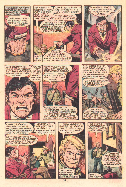 Read online Skull The Slayer comic -  Issue #7 - 7