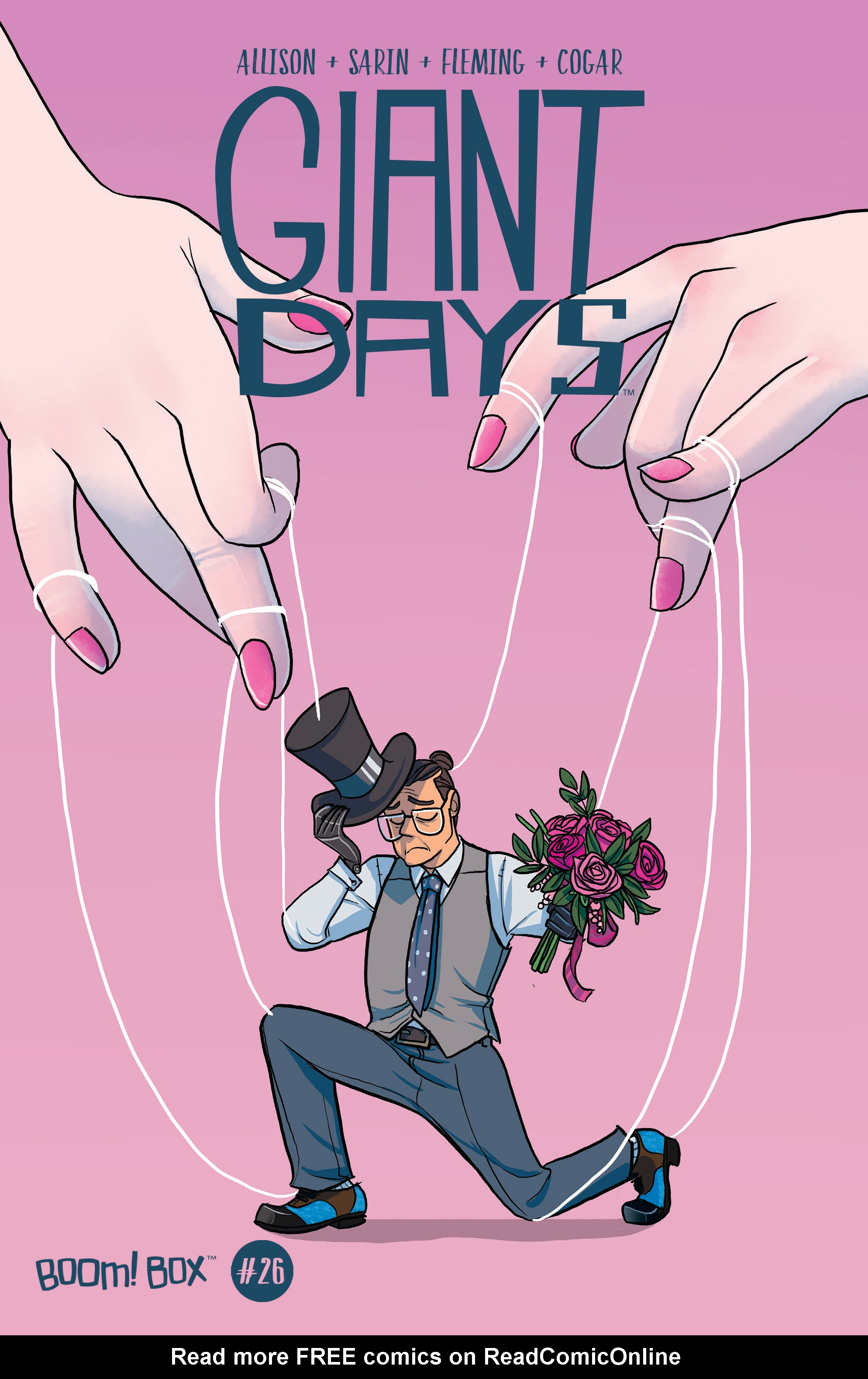 Read online Giant Days (2015) comic -  Issue #26 - 1