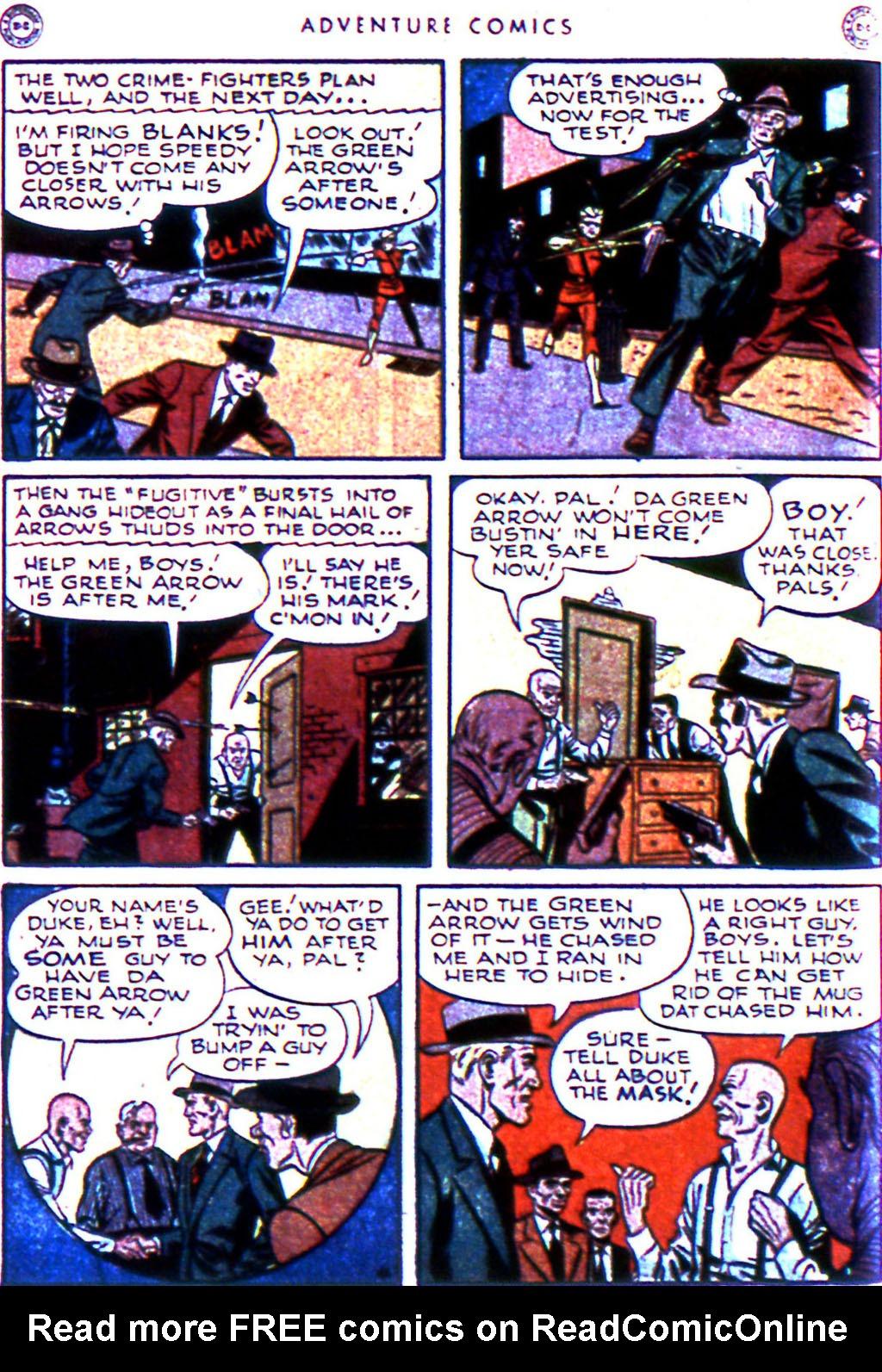 Read online Adventure Comics (1938) comic -  Issue #123 - 18