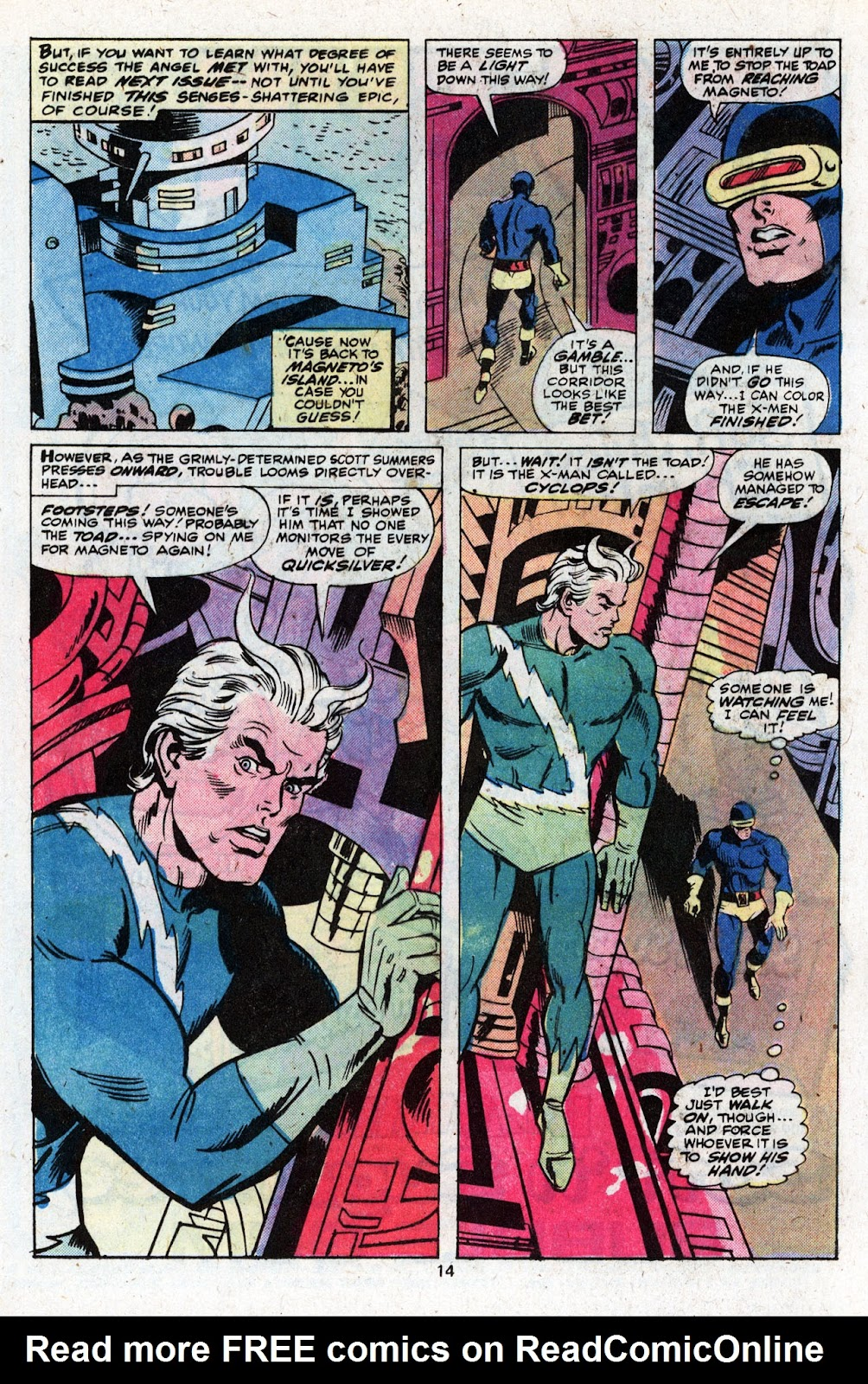 Marvel Triple Action (1972) issue 45 - Page 16