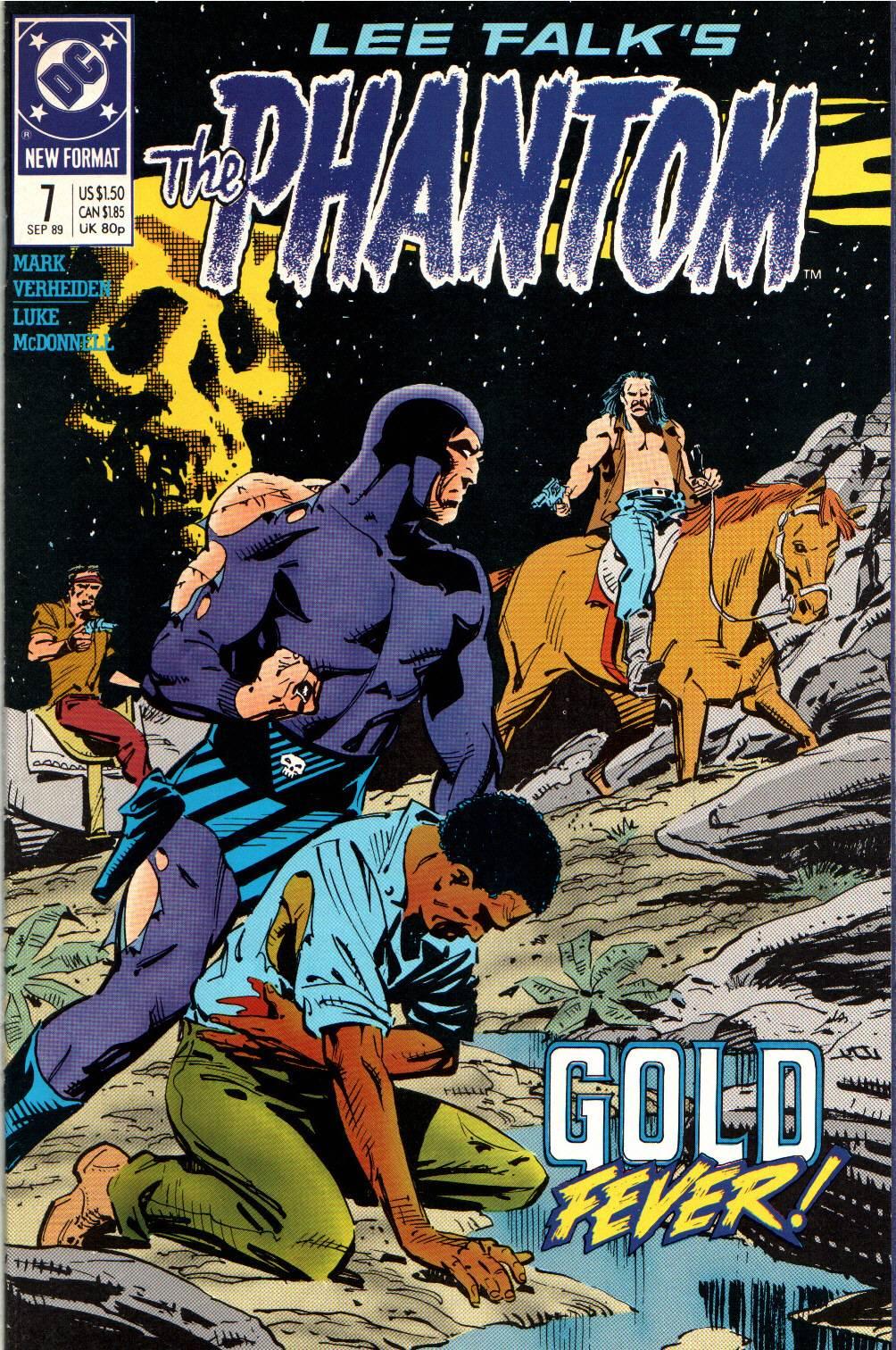 The Phantom (1989) 7 Page 1