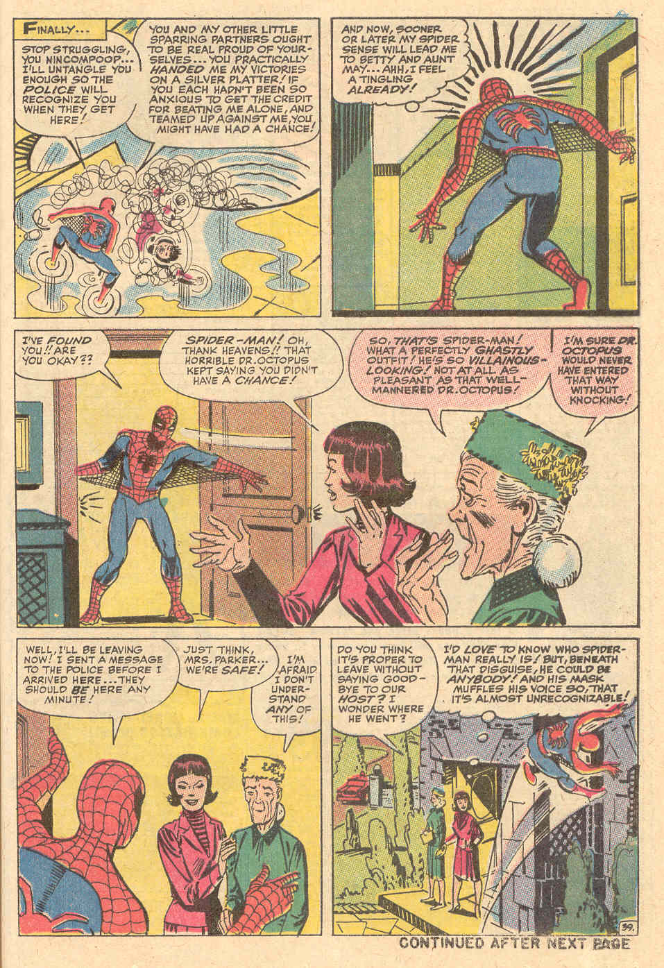 The Amazing Spider-Man (1963) _Annual_6 Page 39