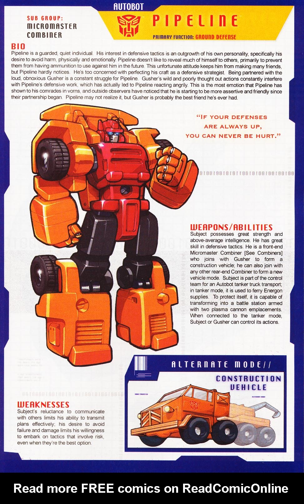 Read online Transformers: More than Meets the Eye comic -  Issue #4 - 39
