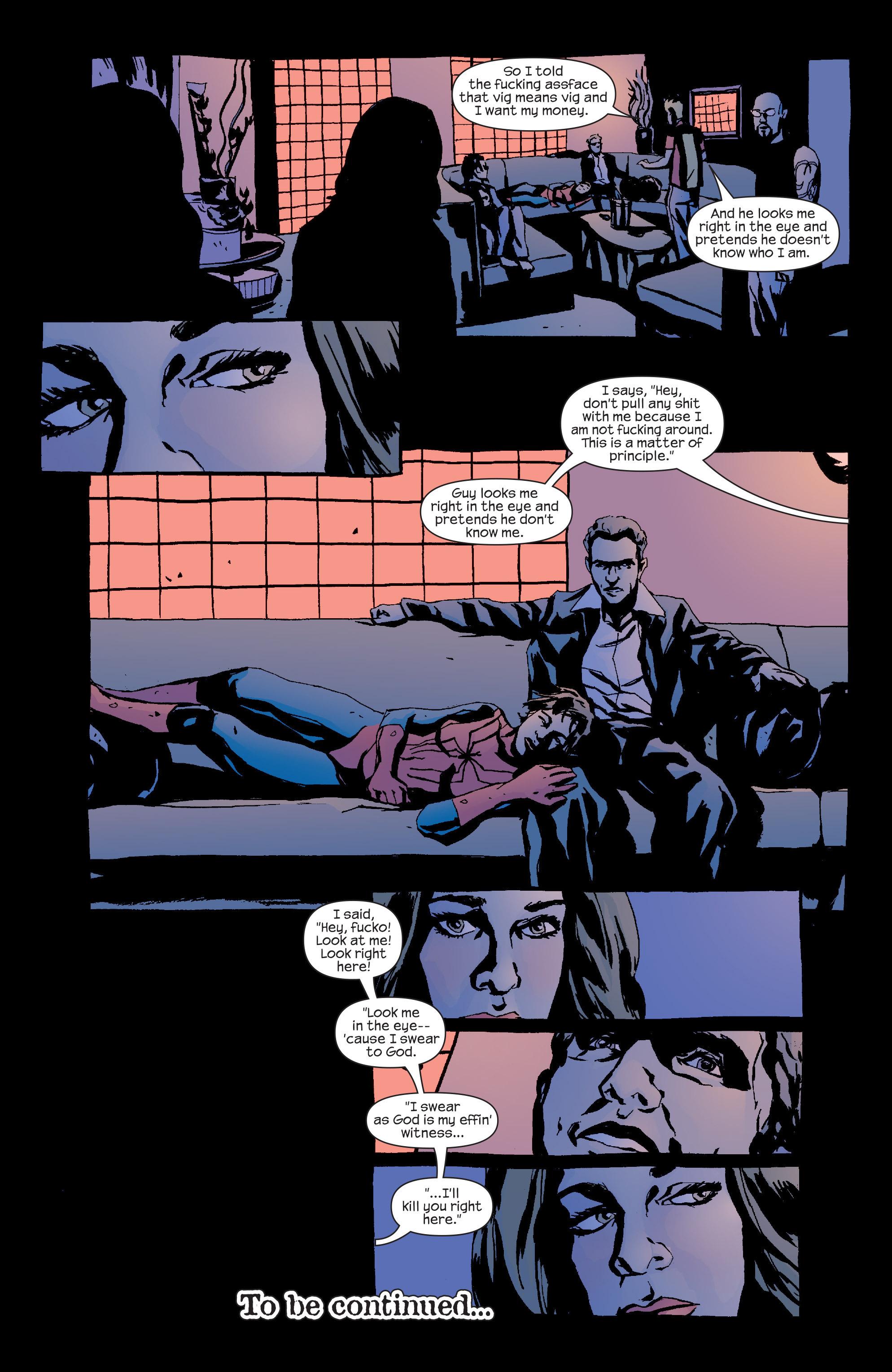 Read online Alias comic -  Issue #18 - 20