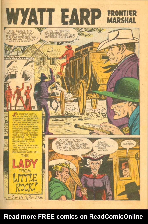 Wyatt Earp issue 21 - Page 11