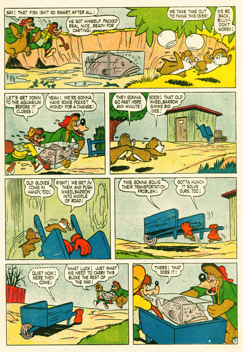 Walt Disneys Chip N Dale issue 20 - Page 26