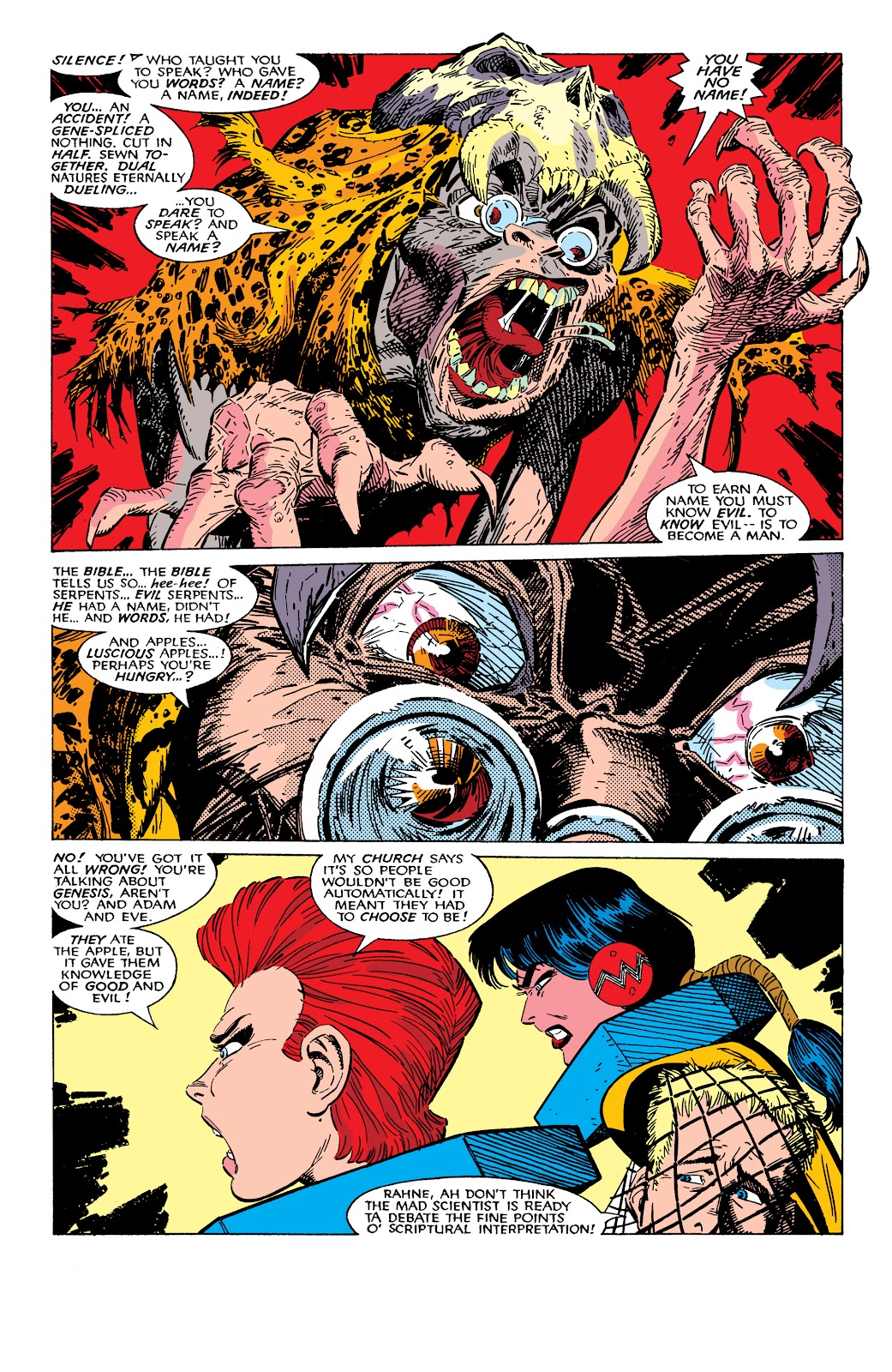 Read online X-Men Milestones: Fall of the Mutants comic -  Issue # TPB (Part 2) - 12