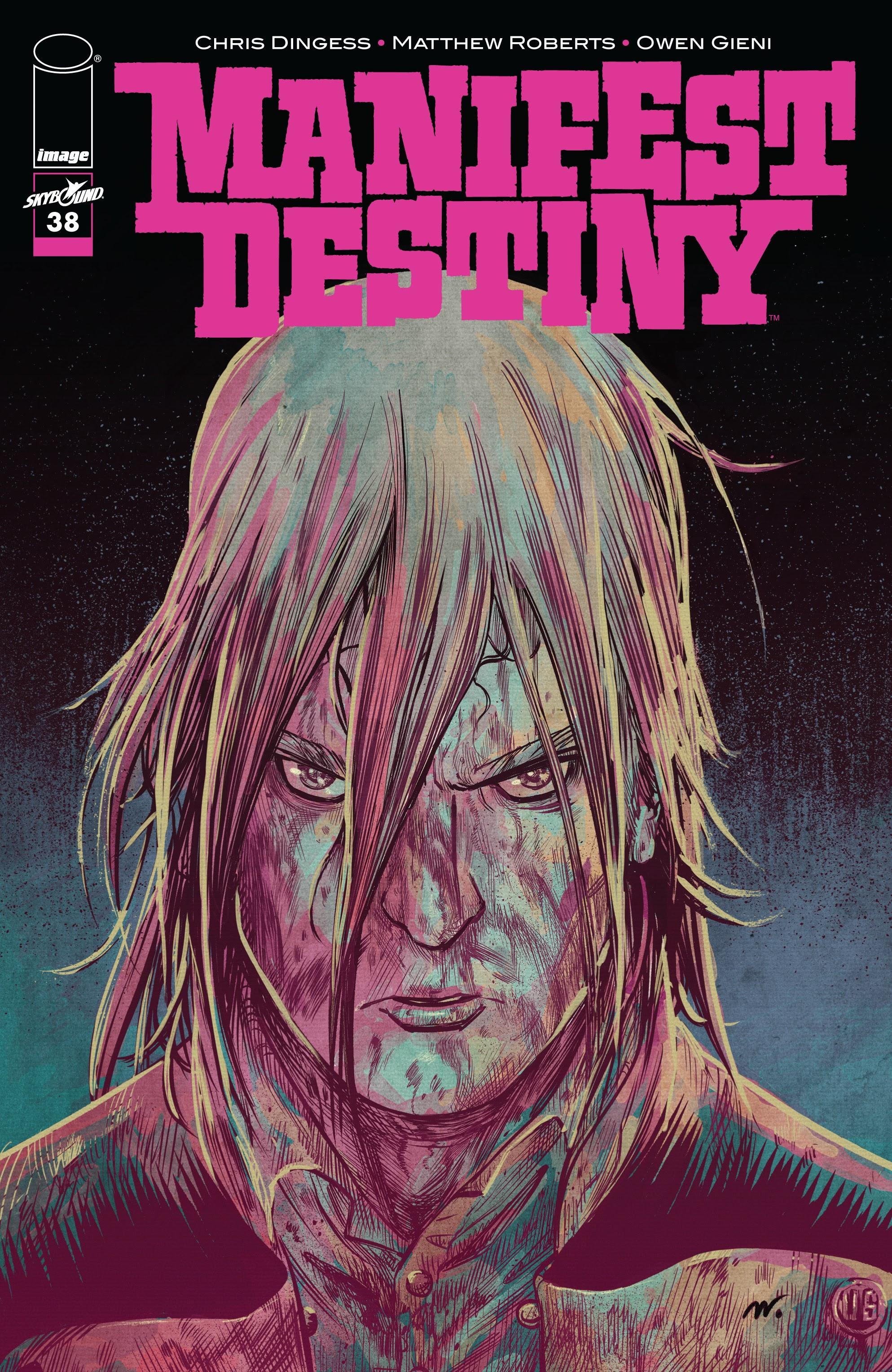 Manifest Destiny 38 Page 1