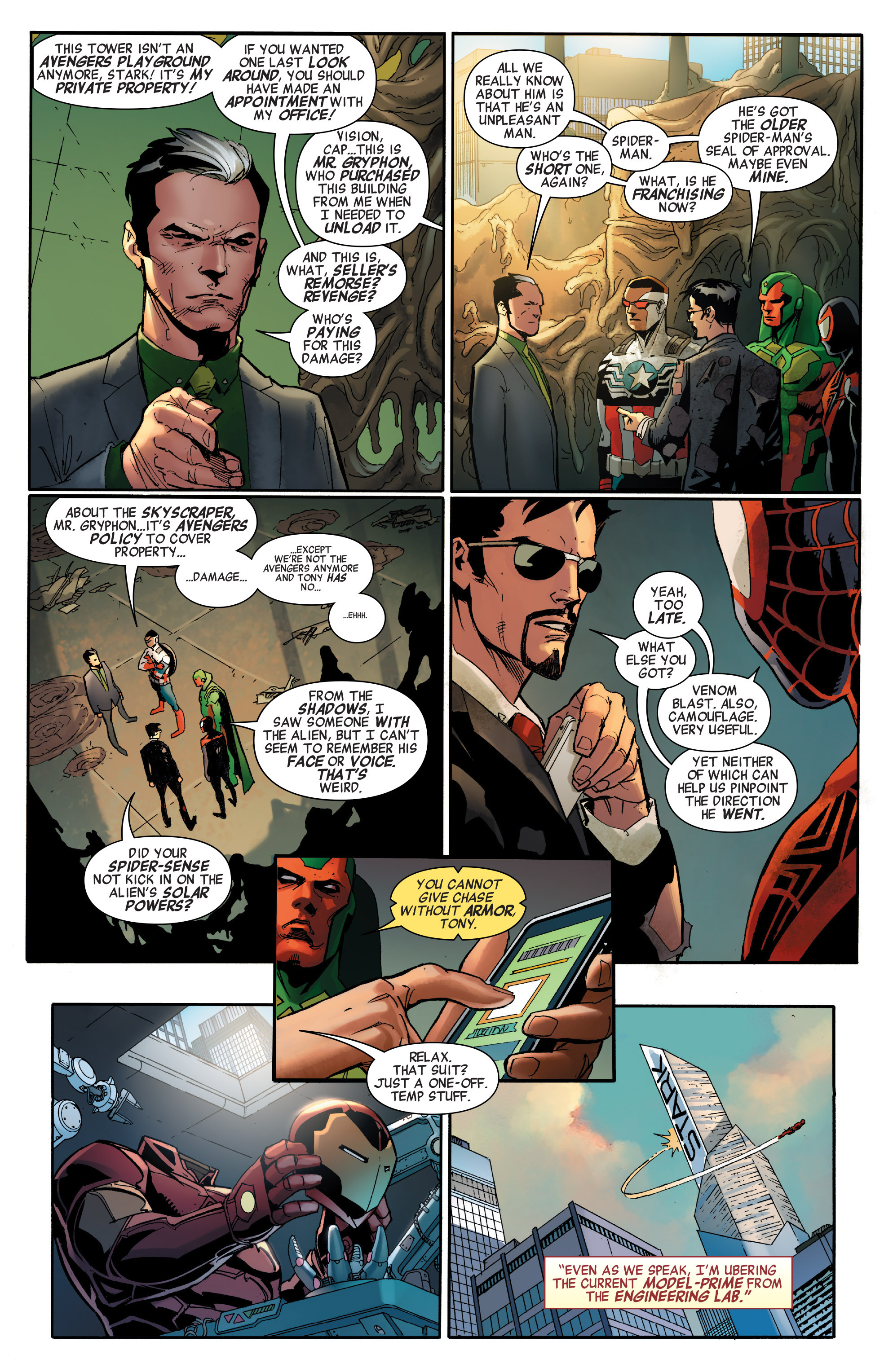Read online All-New, All-Different Avengers comic -  Issue #2 - 5