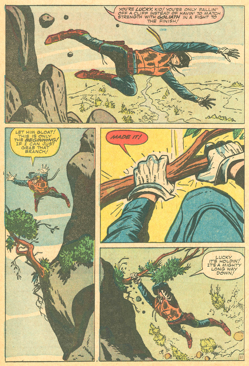 Read online Two-Gun Kid comic -  Issue #69 - 16