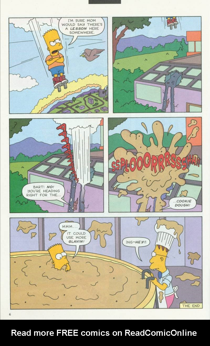 Read online Simpsons Comics Presents Bart Simpson comic -  Issue #3 - 32