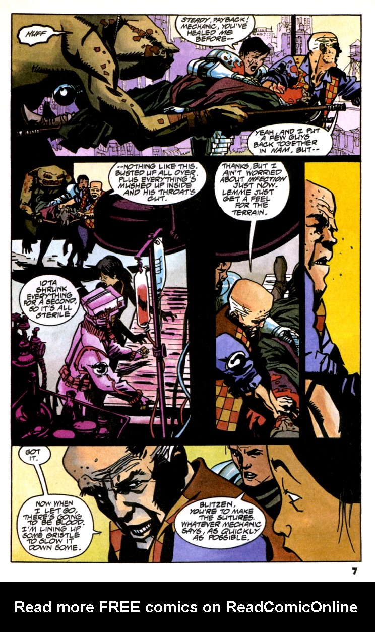 Read online Shadow Cabinet comic -  Issue #10 - 9