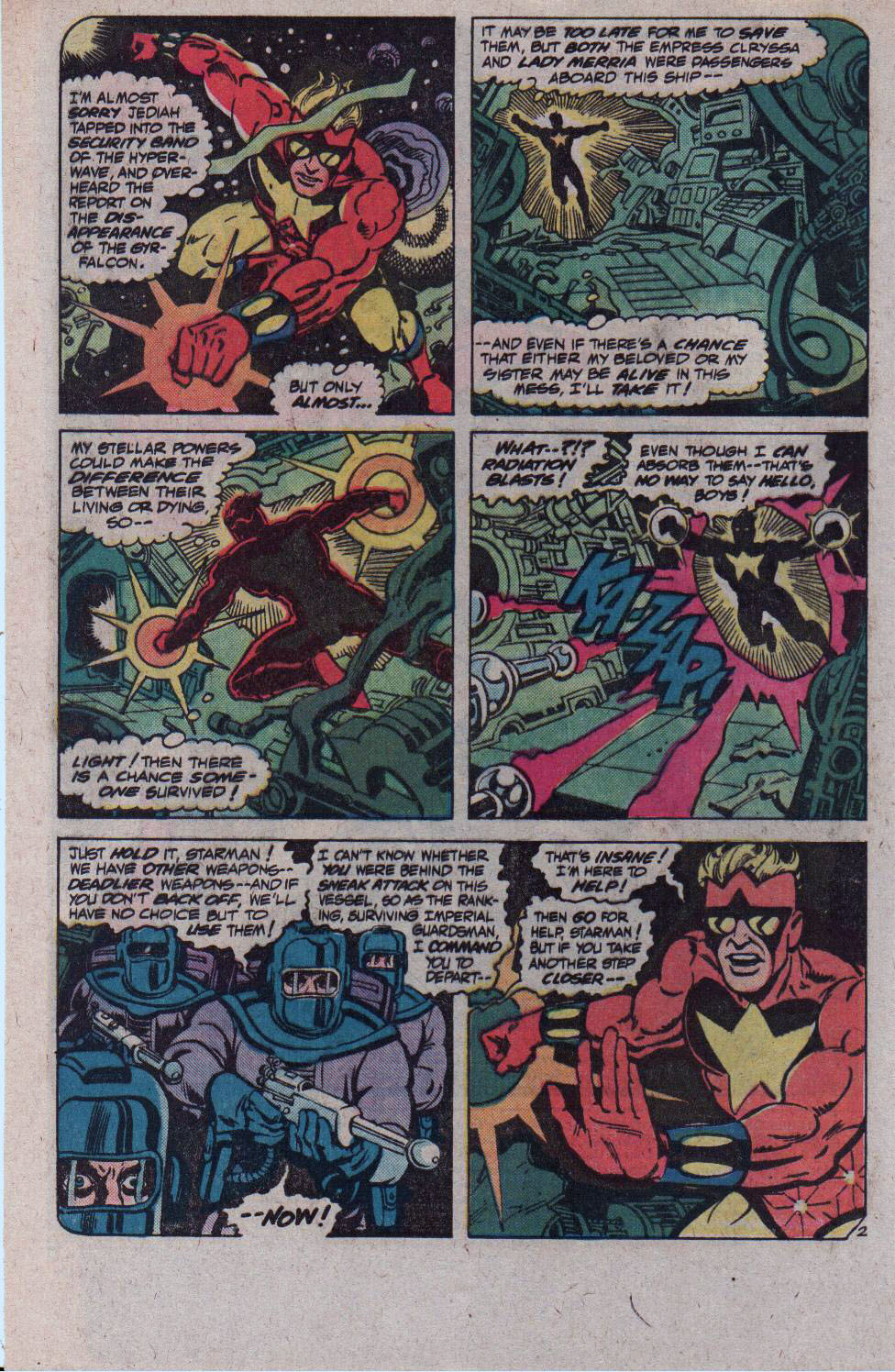 Read online Adventure Comics (1938) comic -  Issue #472 - 3