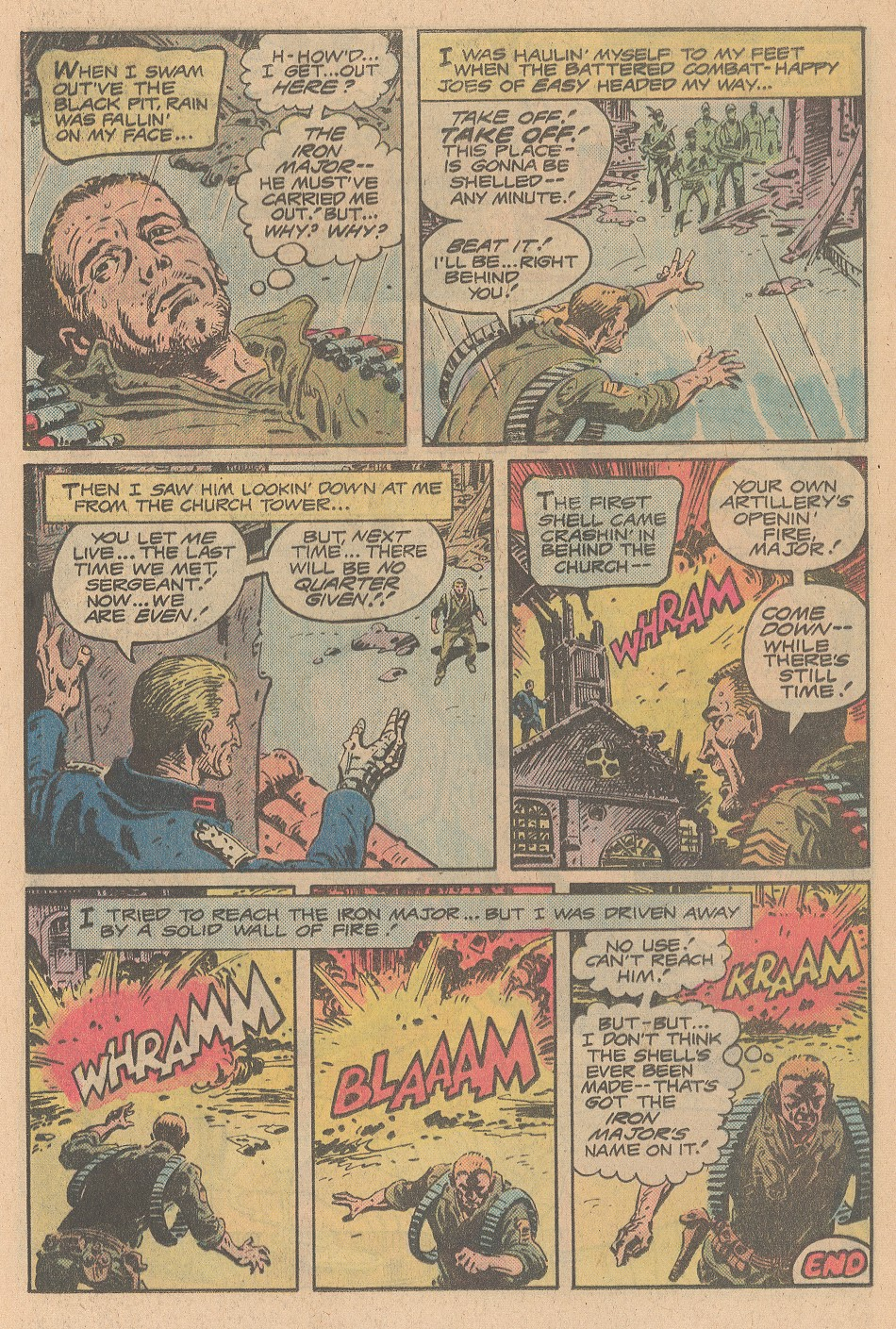 Read online Sgt. Rock comic -  Issue #359 - 13
