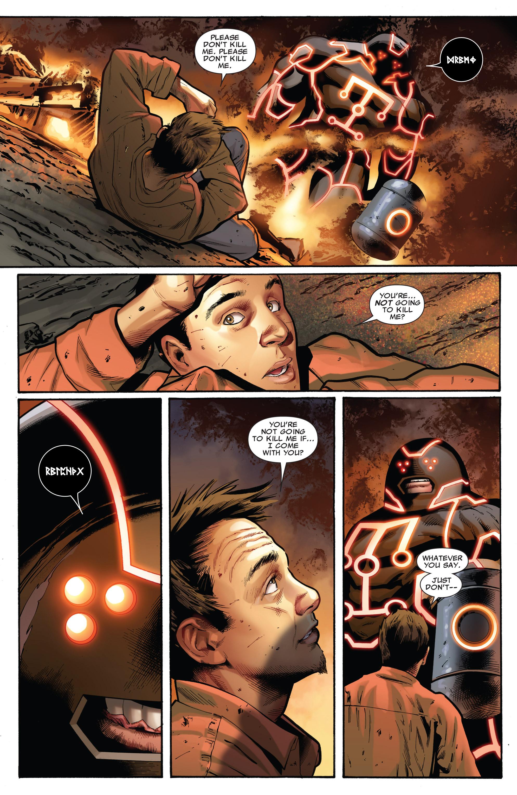 Read online Uncanny X-Men (1963) comic -  Issue #540 - 7