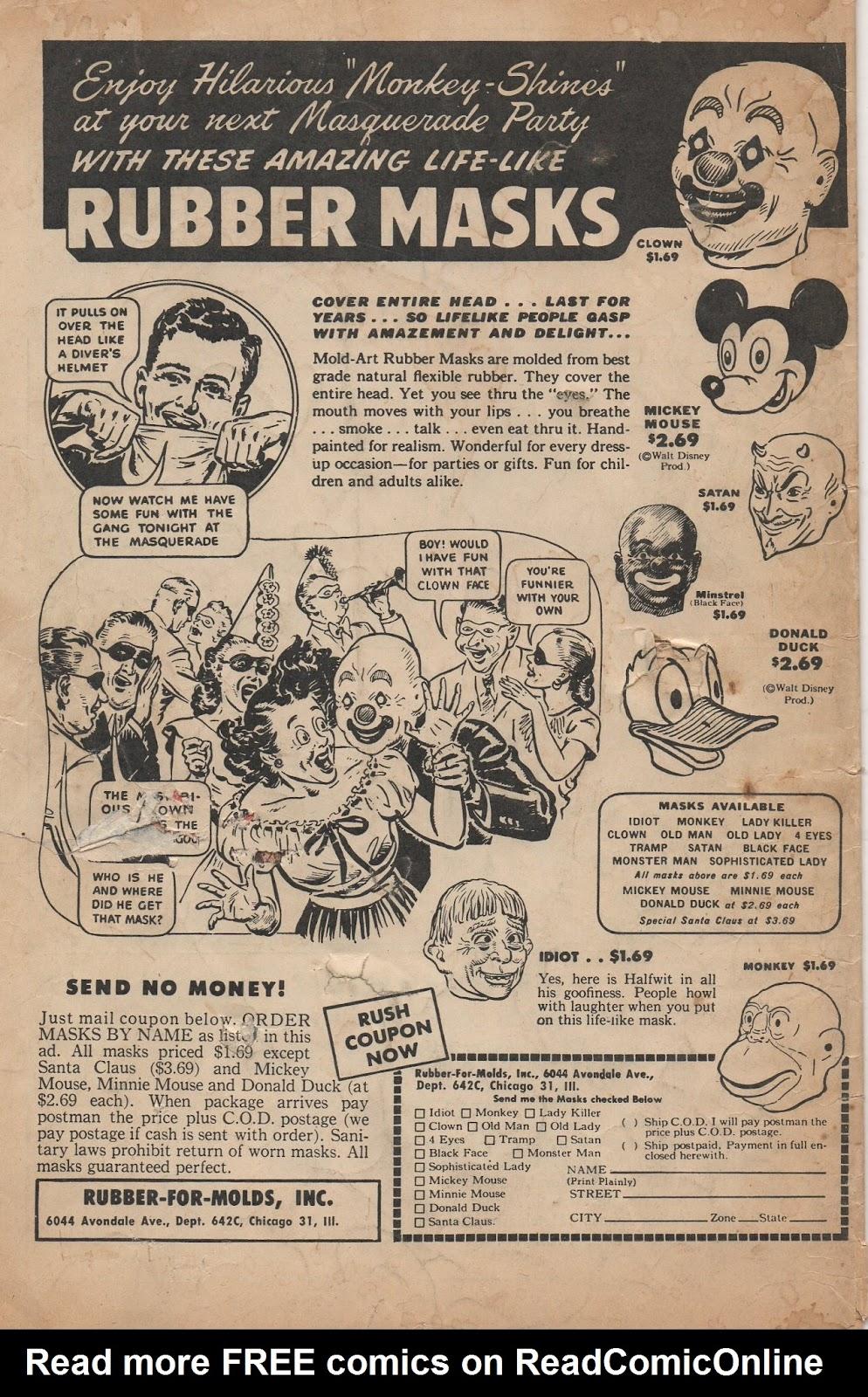 Li'l Abner Comics issue 76 - Page 36