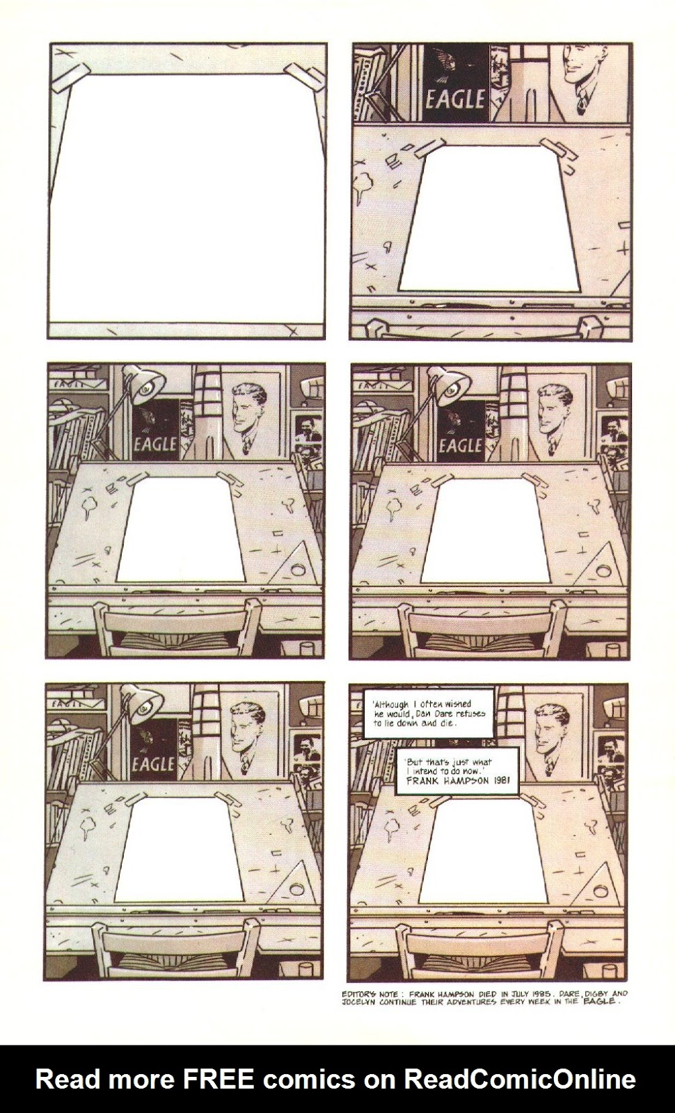 Read online Dare comic -  Issue #4 - 21