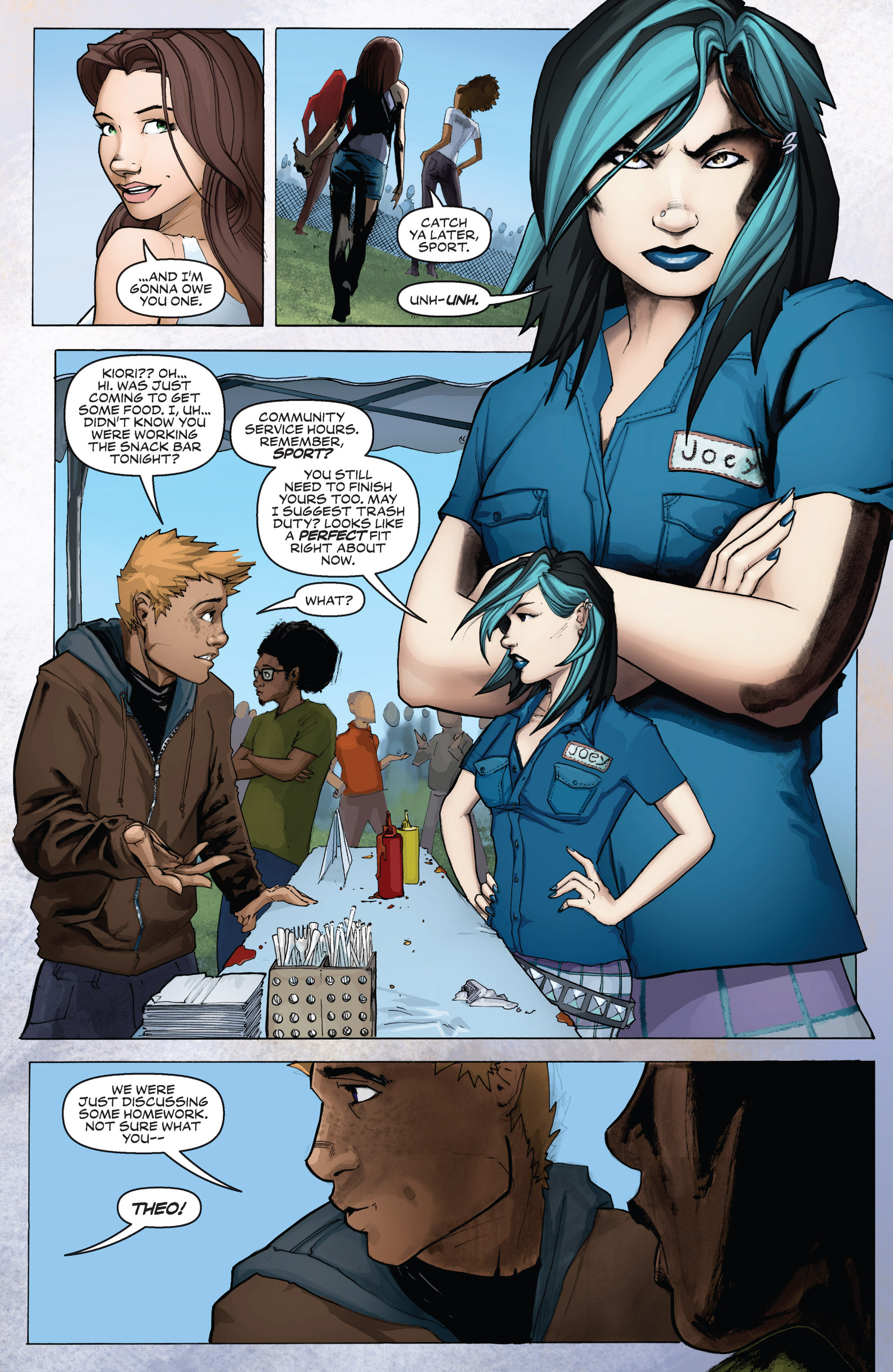 Read online Shrugged (2013) comic -  Issue #2 - 18
