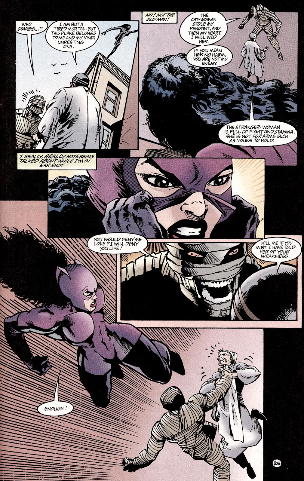 Catwoman (1993) Annual 4 #4 - English 27