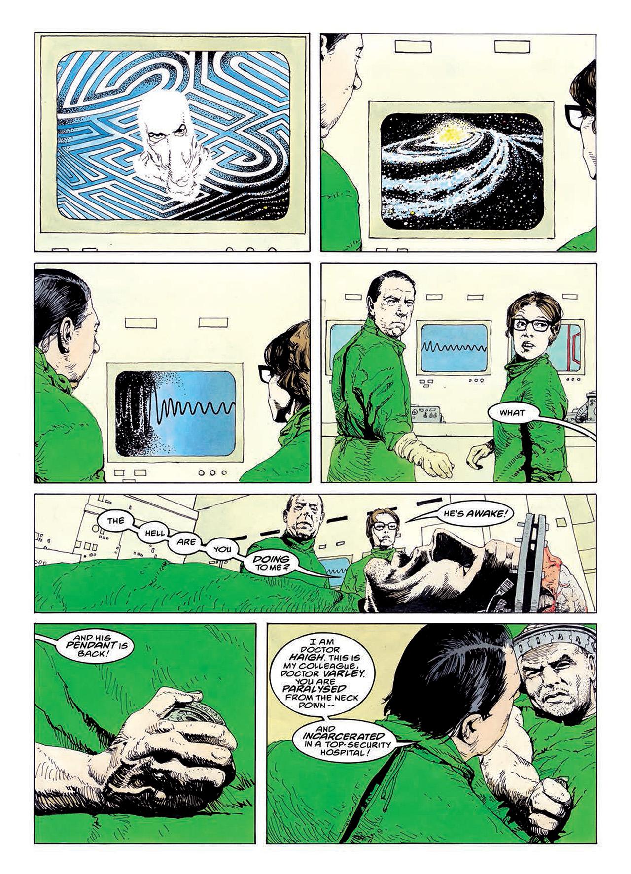 Read online Mazeworld comic -  Issue # TPB - 124