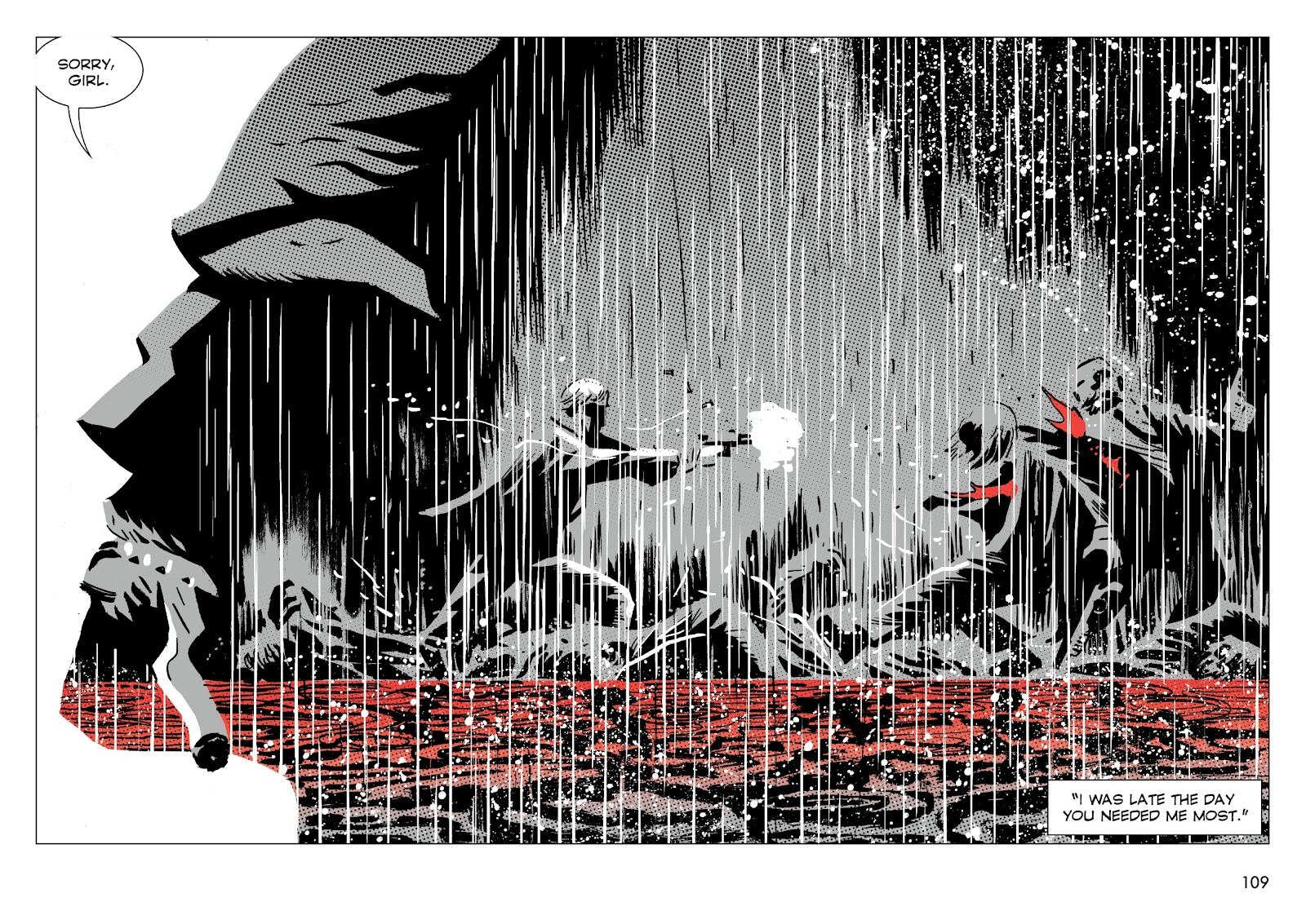 Read online Polar comic -  Issue # TPB The Kaiser Falls (Part 2) - 11