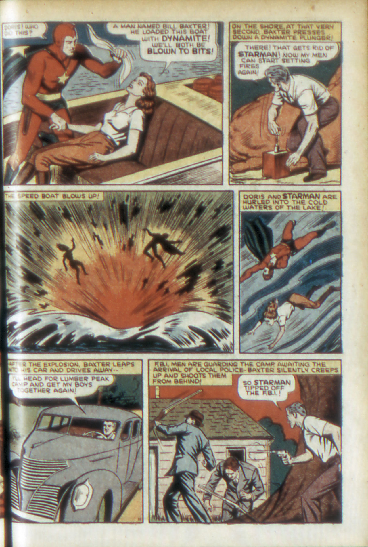 Read online Adventure Comics (1938) comic -  Issue #68 - 14
