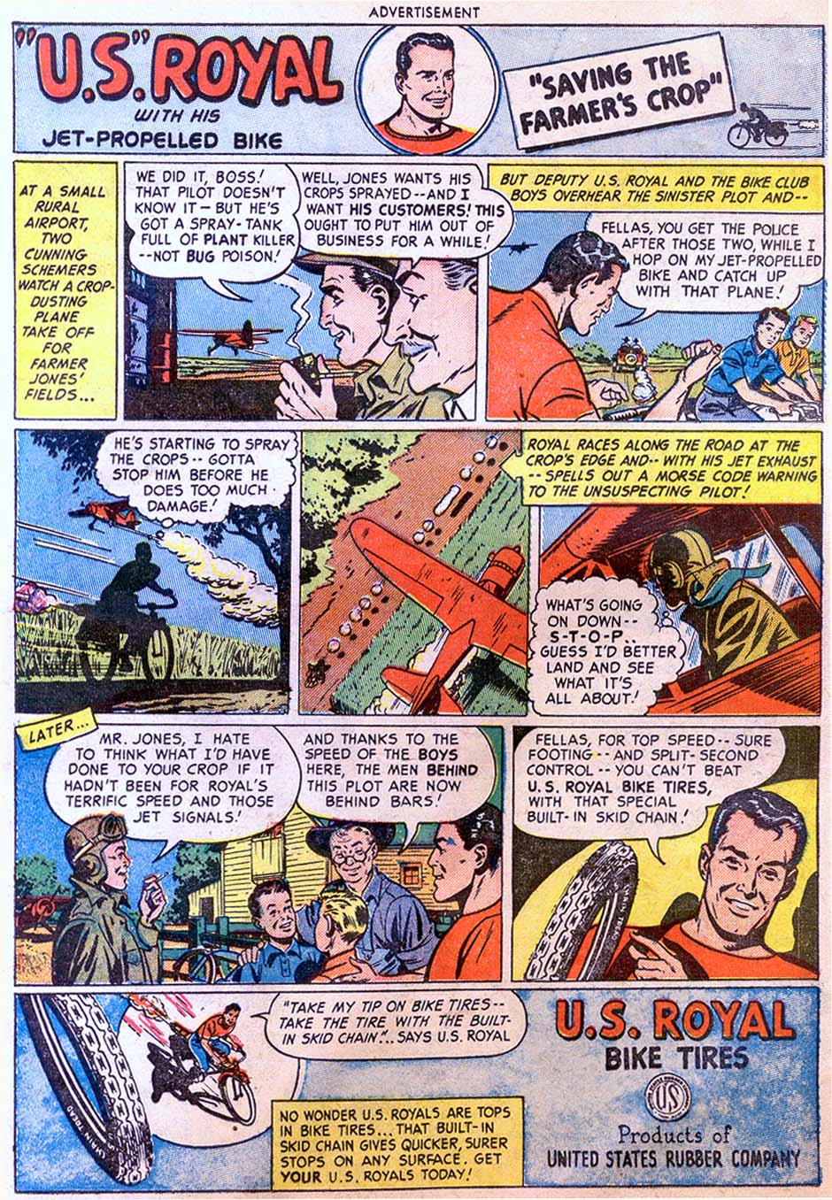 Read online Adventure Comics (1938) comic -  Issue #158 - 15