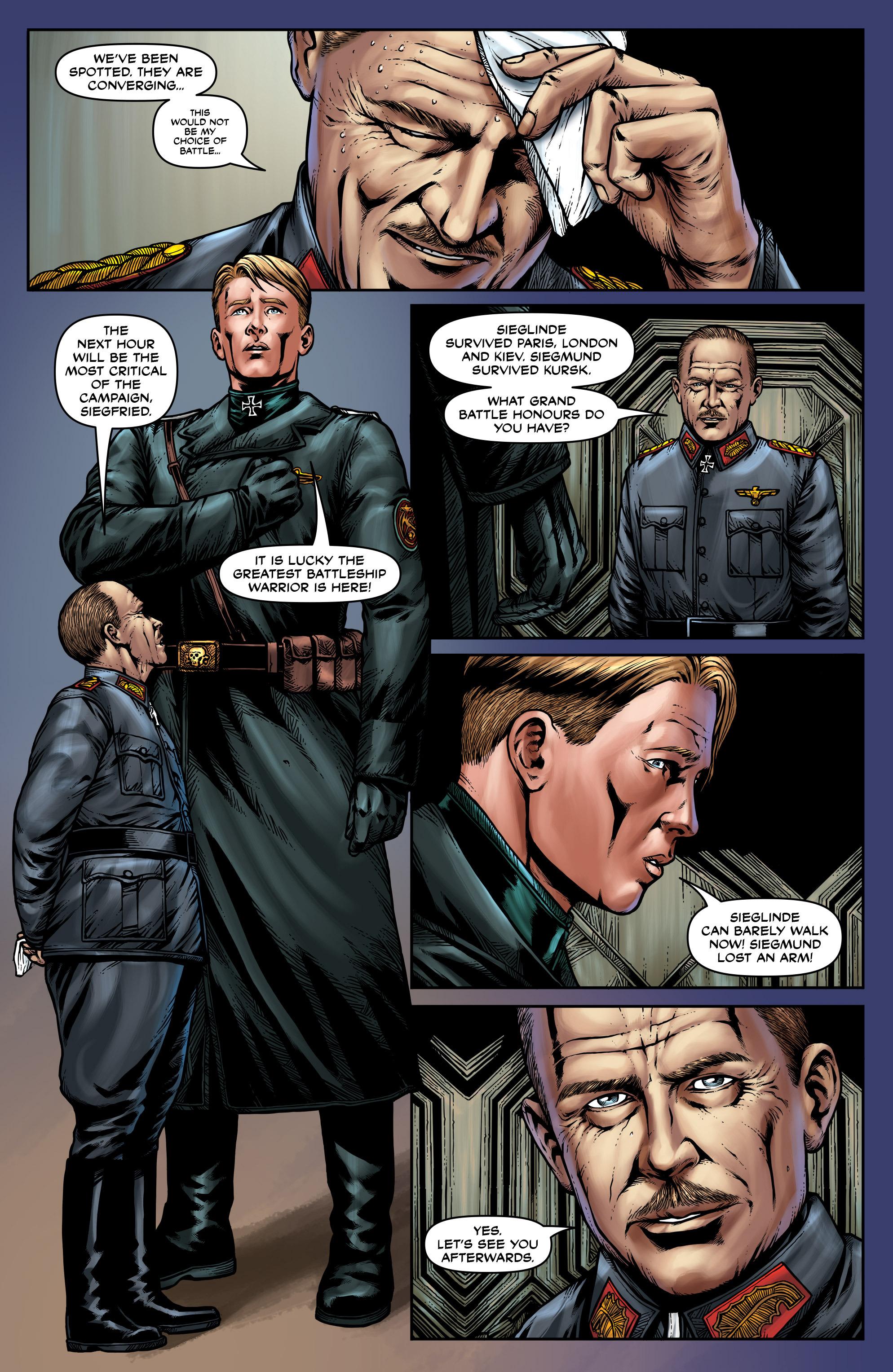 Read online Uber: Invasion comic -  Issue #3 - 7