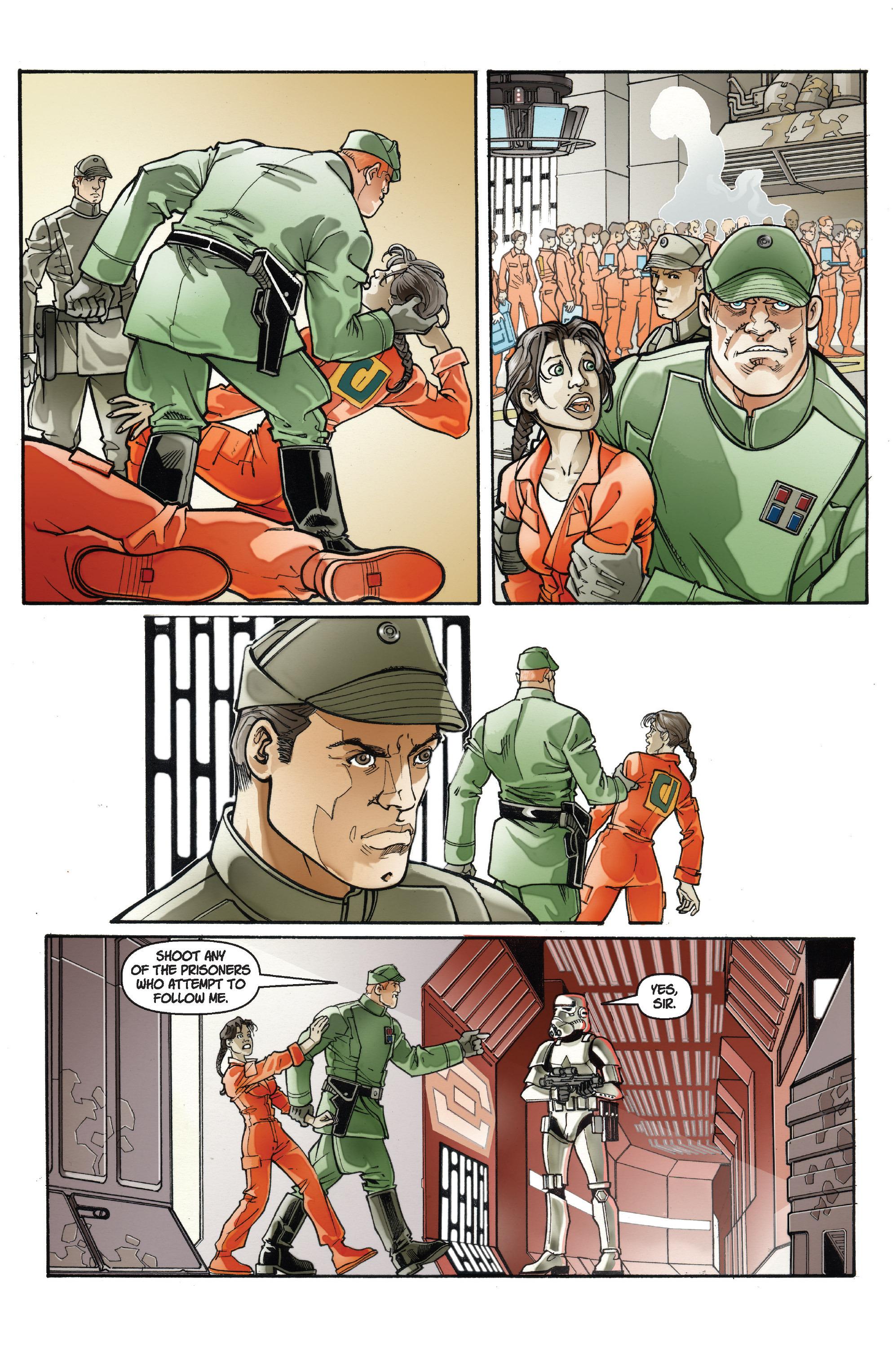Read online Star Wars Omnibus comic -  Issue # Vol. 22 - 252