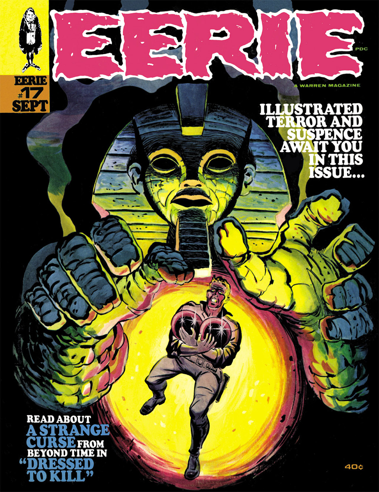 Read online Eerie Archives comic -  Issue # TPB 4 - 50