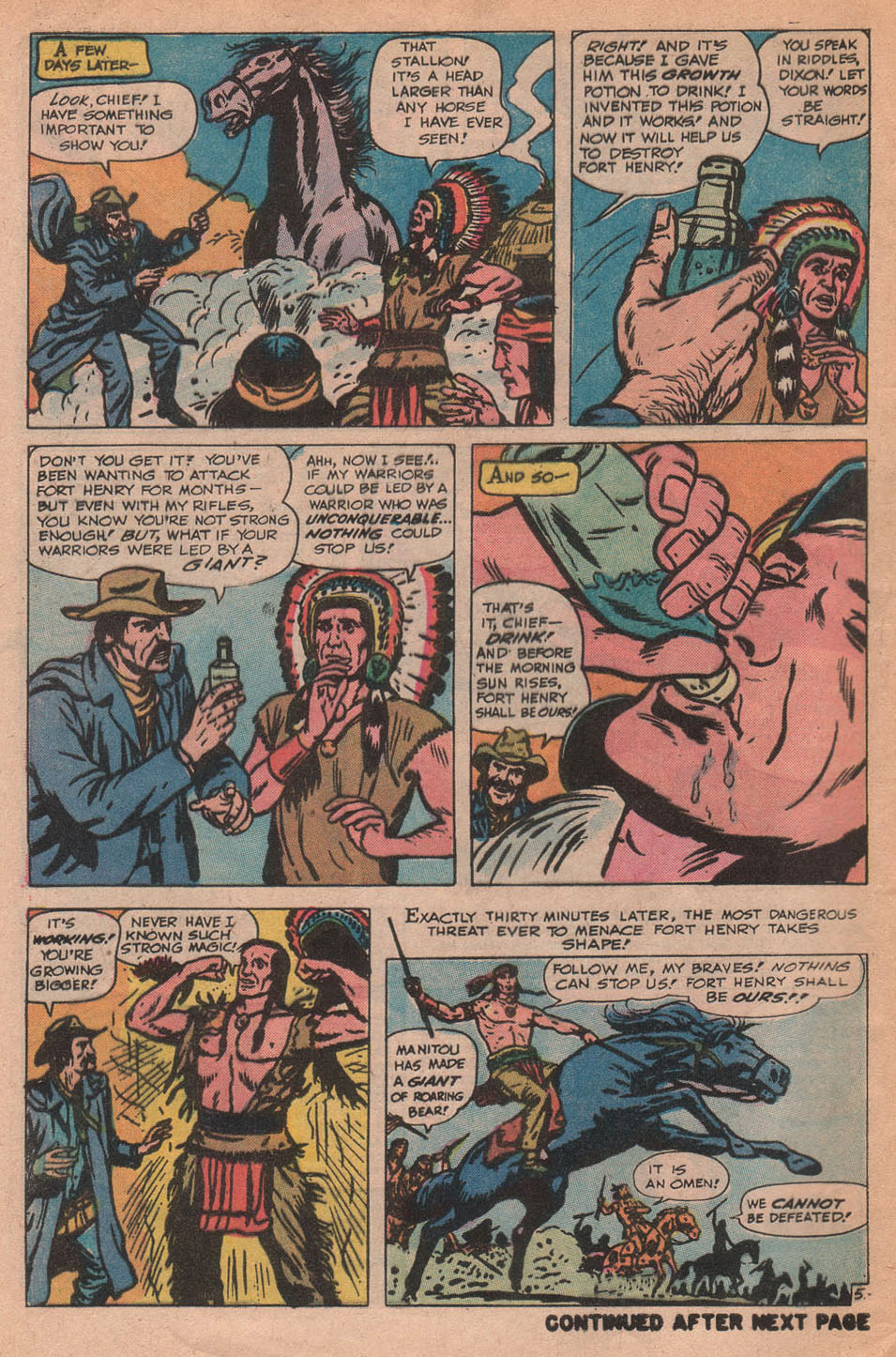 Read online Two-Gun Kid comic -  Issue #112 - 8