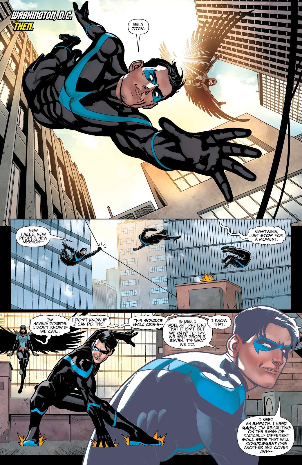 Read online Titans (2016) comic -  Issue #36 - 3
