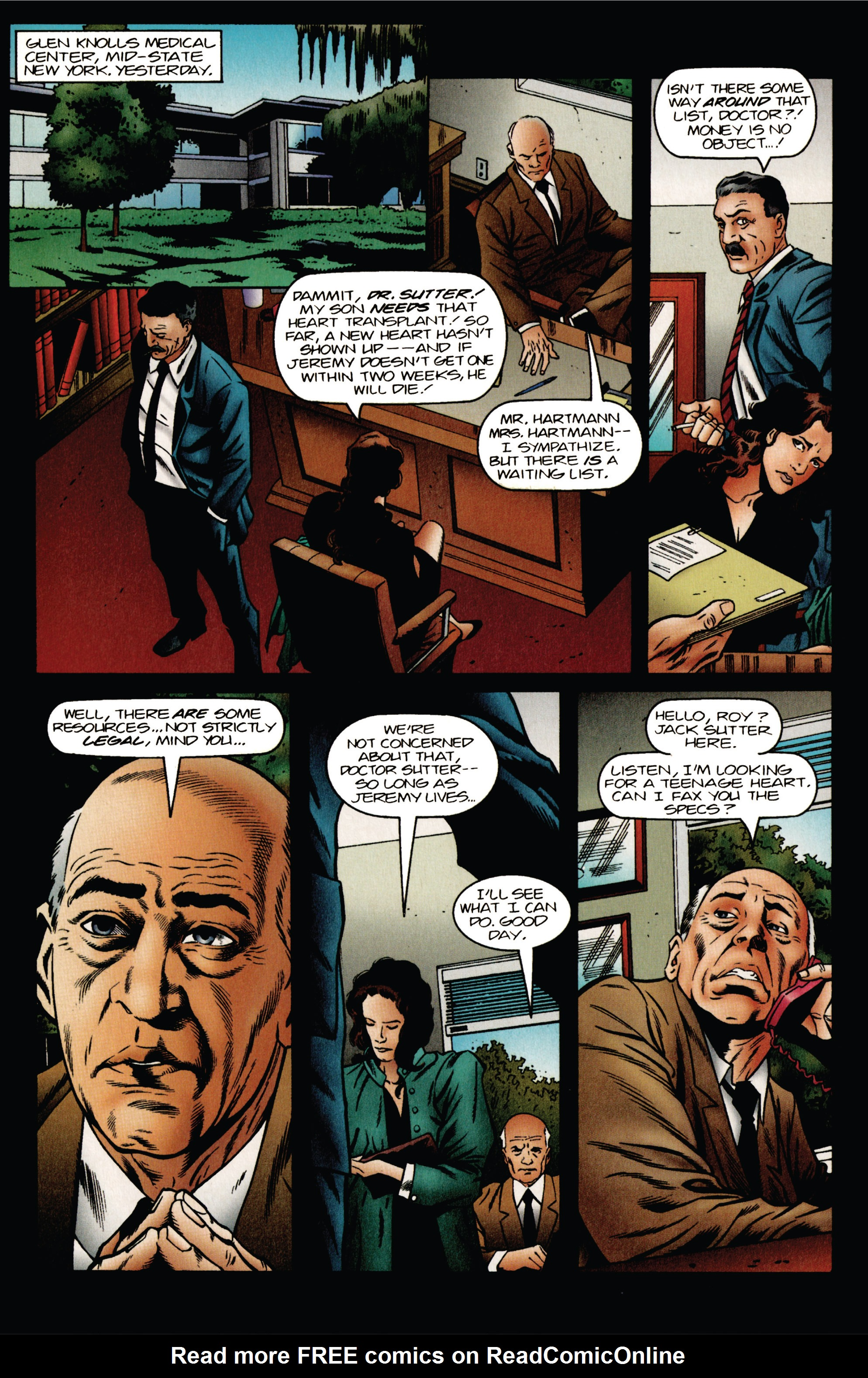 Read online Eternal Warrior (1992) comic -  Issue #39 - 7